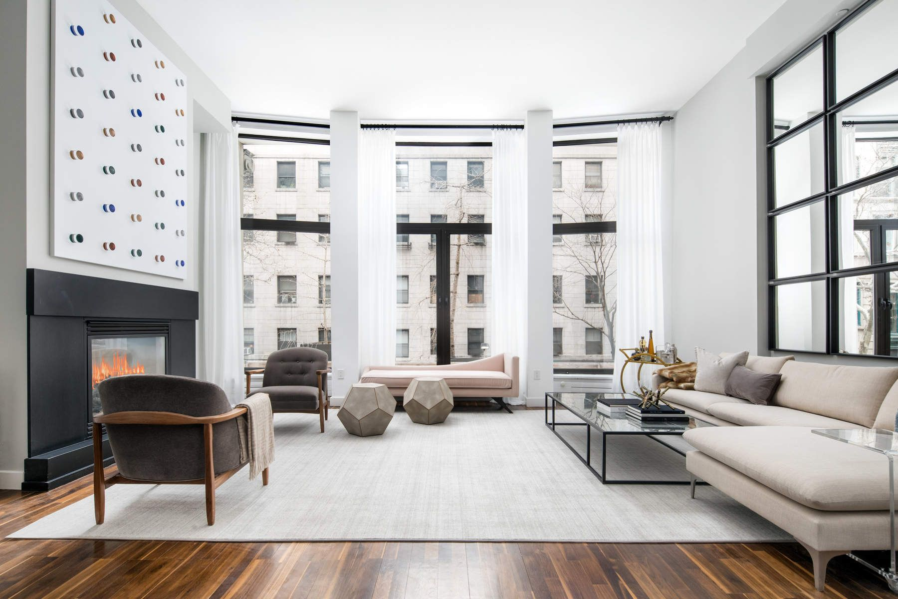 Condominium for Sale at High Drama in Flatiron 36 East 22nd Street Apt 2, New York, New York, 10010 United States