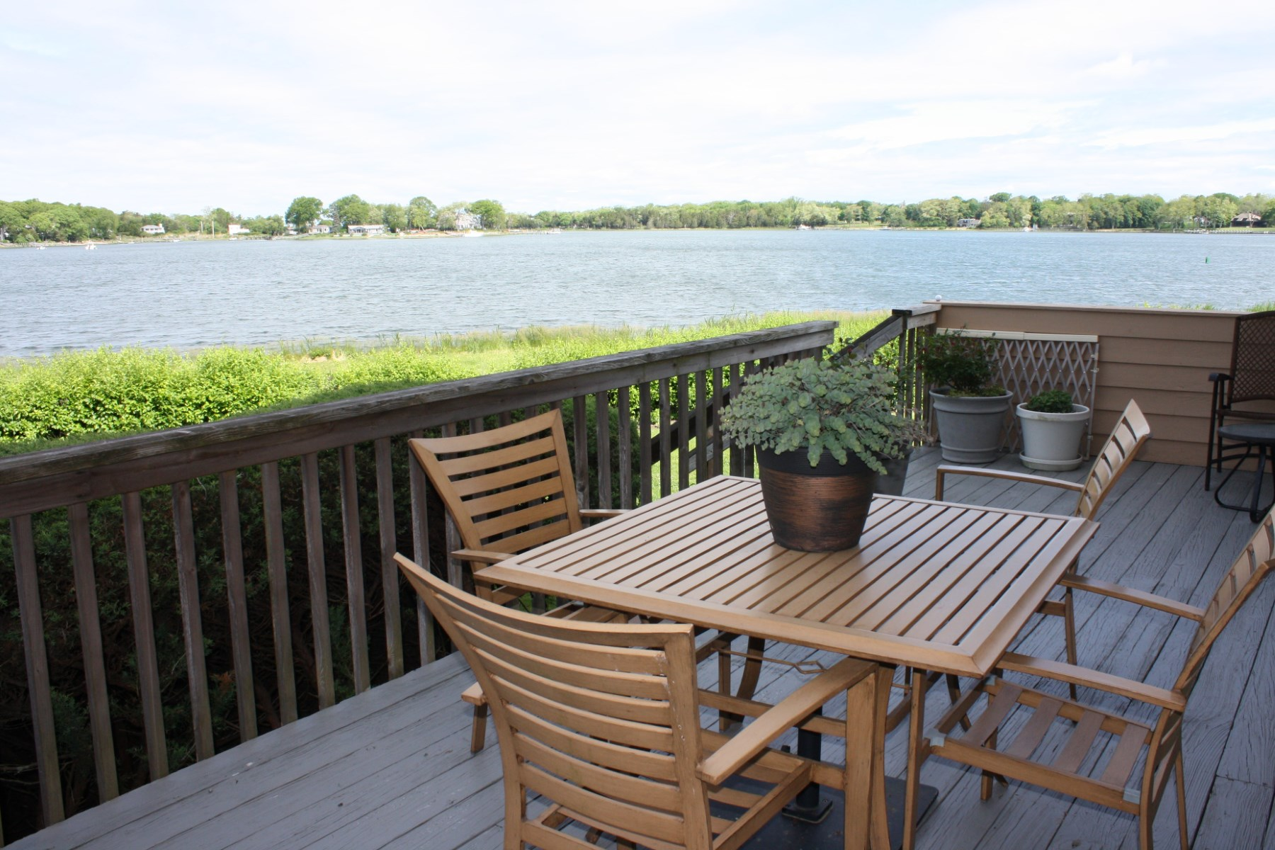 Condominium for Rent at 'THE VILLAS', SAG HARBOR ~ WATERVIEWS, 68 West Water Street, Unit 22 Sag Harbor, New York 11963 United States