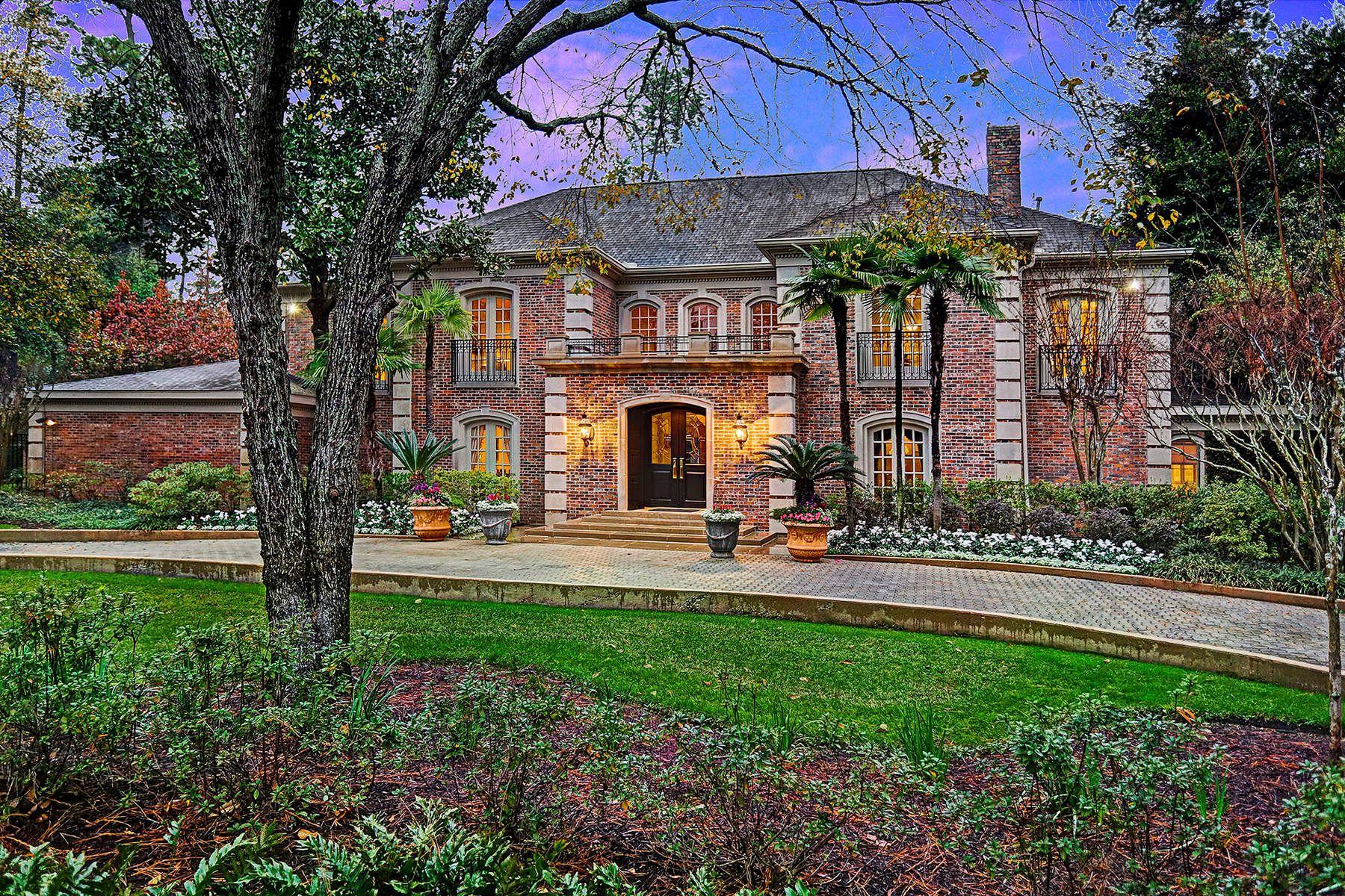 独户住宅 为 销售 在 11510 Shadow Way Street 休斯顿, 得克萨斯州, 77024 美国