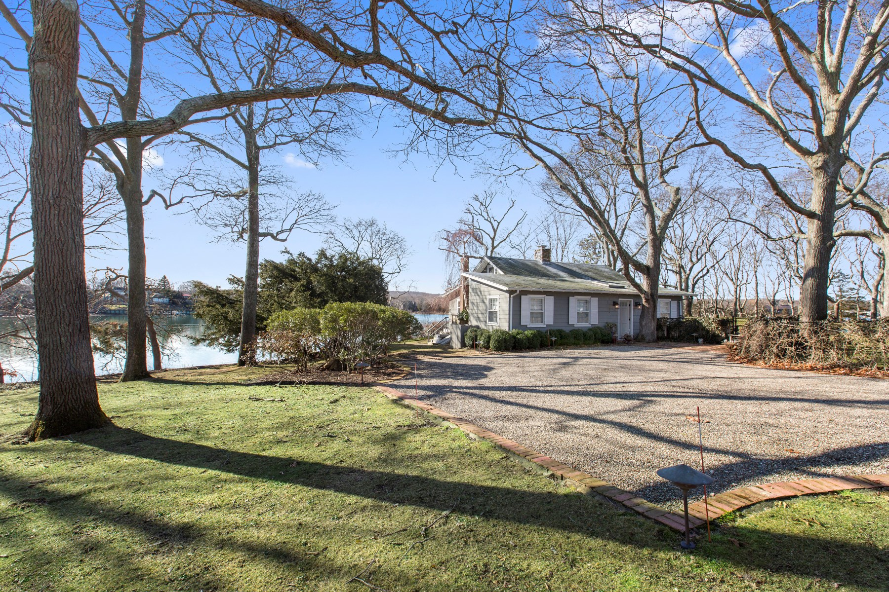 Single Family Home for Rent at Sag Harbor, Almost its Own Island Sag Harbor, New York 11963 United States