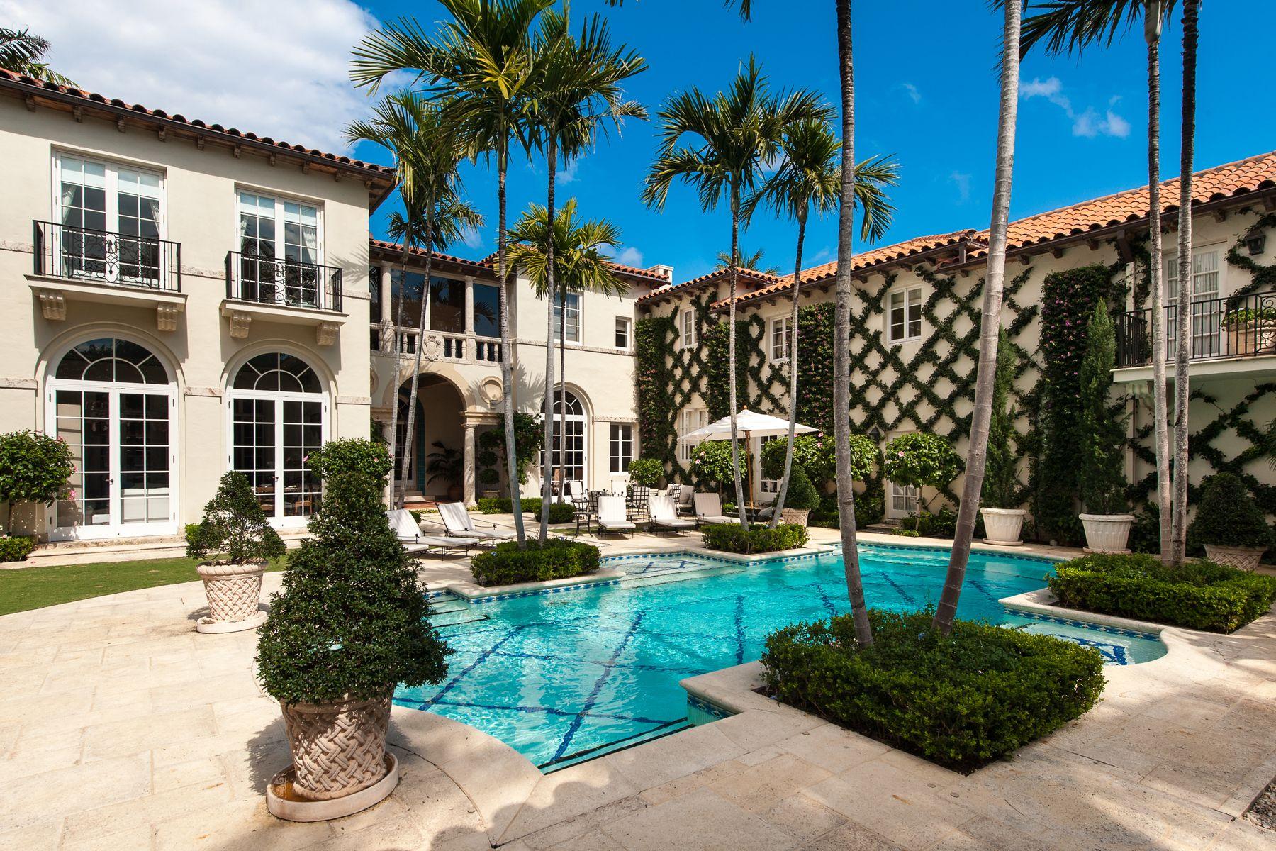 Moradia para Arrendar às 110 Clarke Ave - Annual Lease 110 Clarke Ave Palm Beach, Florida 33480 Estados Unidos