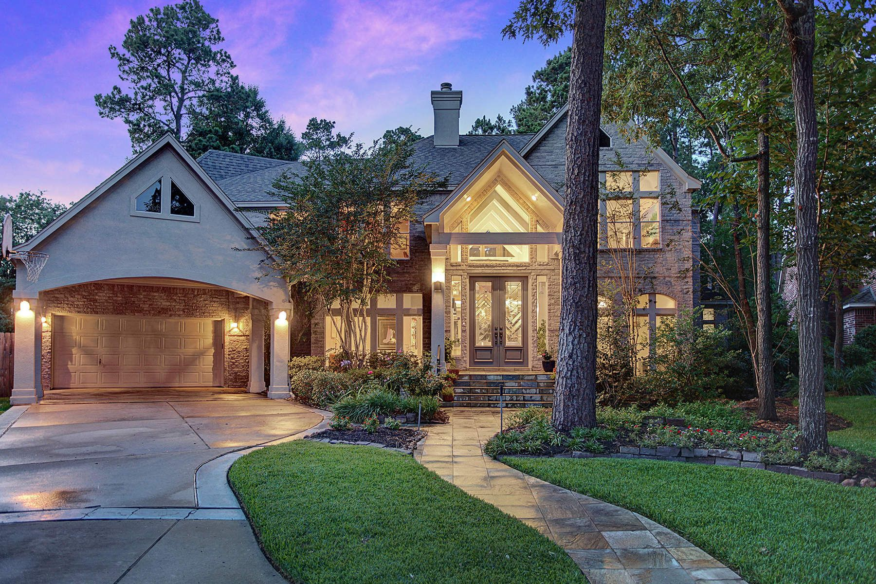 Single Family Home for Sale at 16426 Agusta Court 16426 Agusta Court Spring, Texas 77379 United States