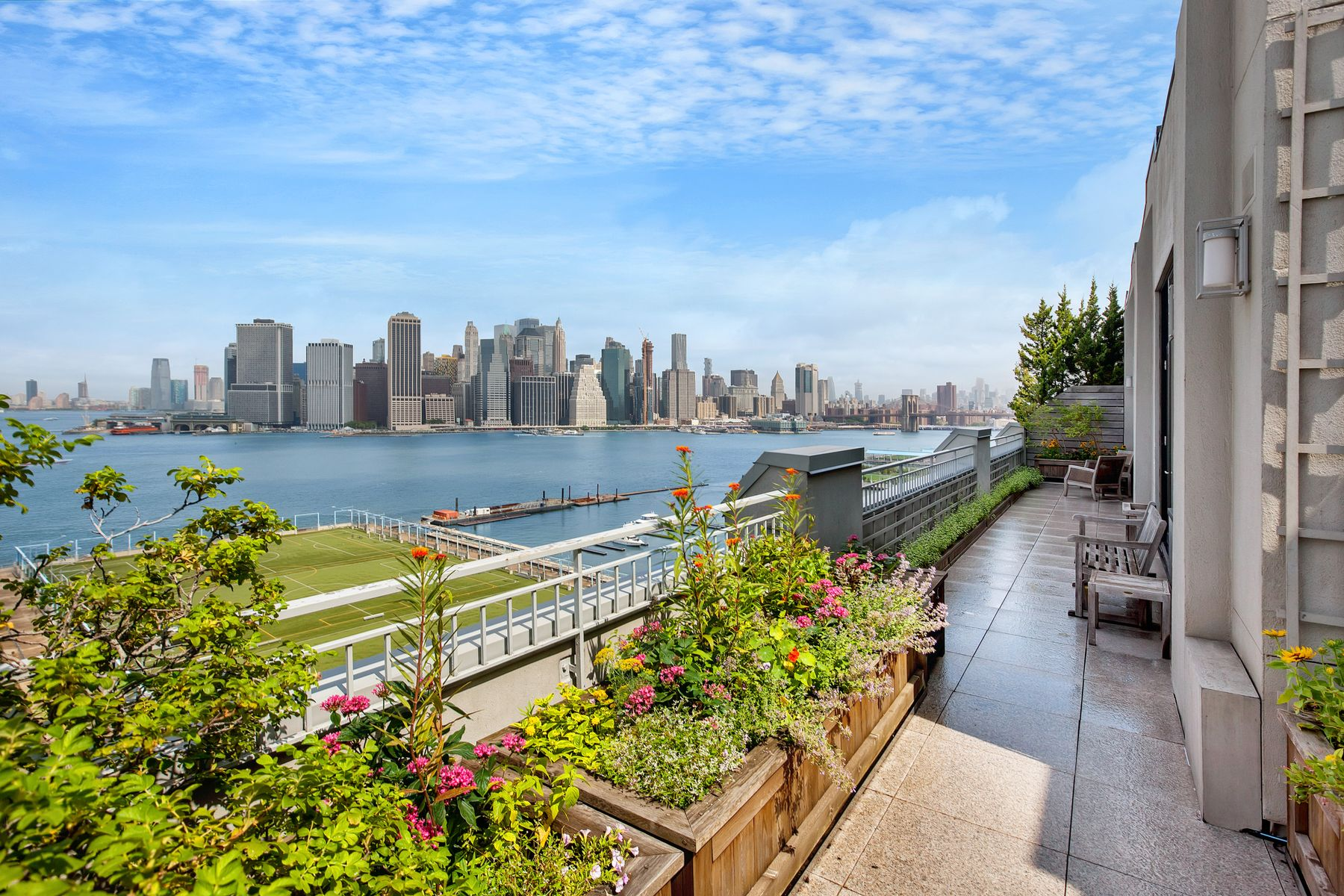 Condominium for Sale at PH Luxury with Unrivaled Space & Views 360 Furman Street Apt 1216 Brooklyn, New York 11201 United States