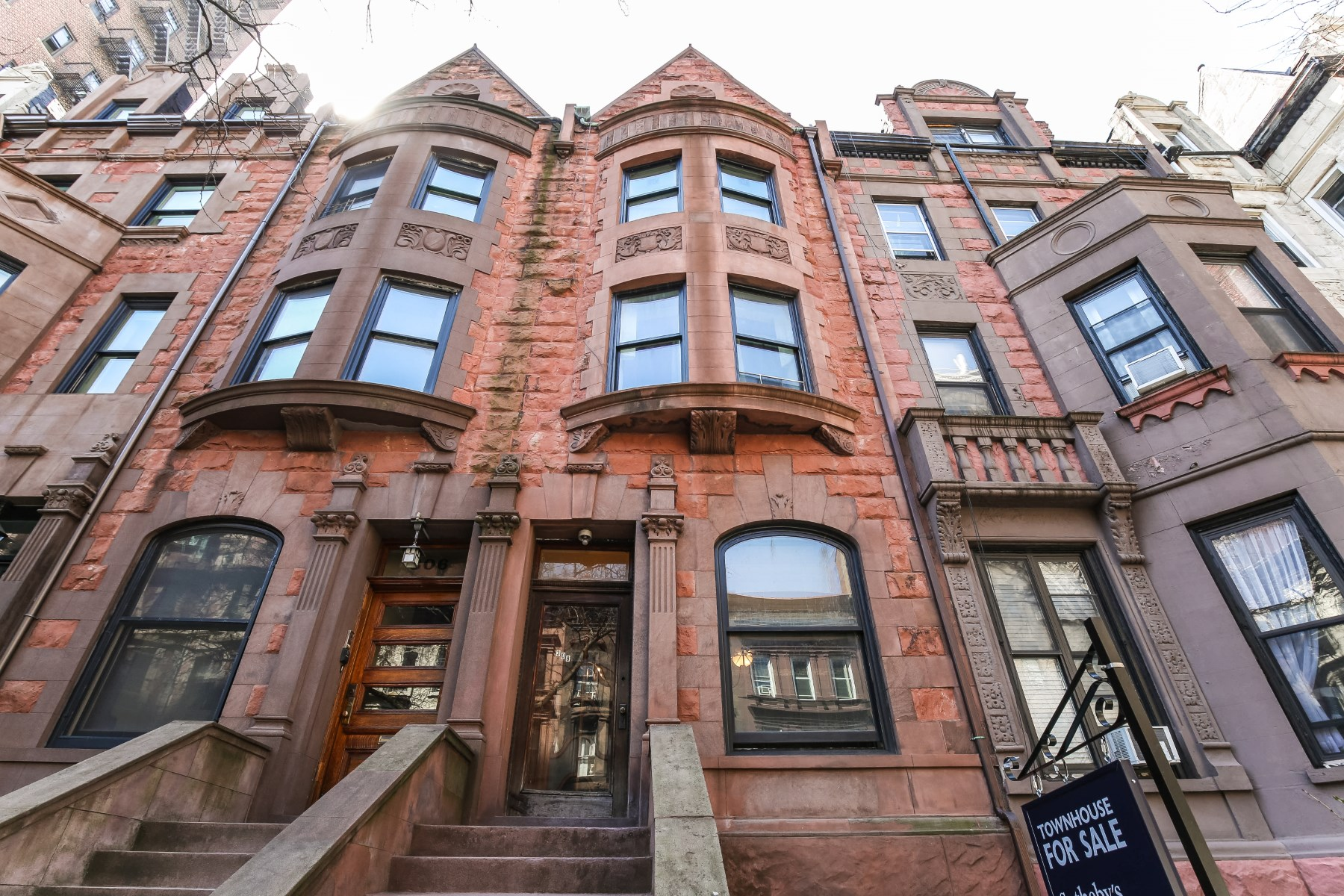 Townhouse for Sale at 308 West 90th Street Upper West Side, New York, New York, 10025 United States