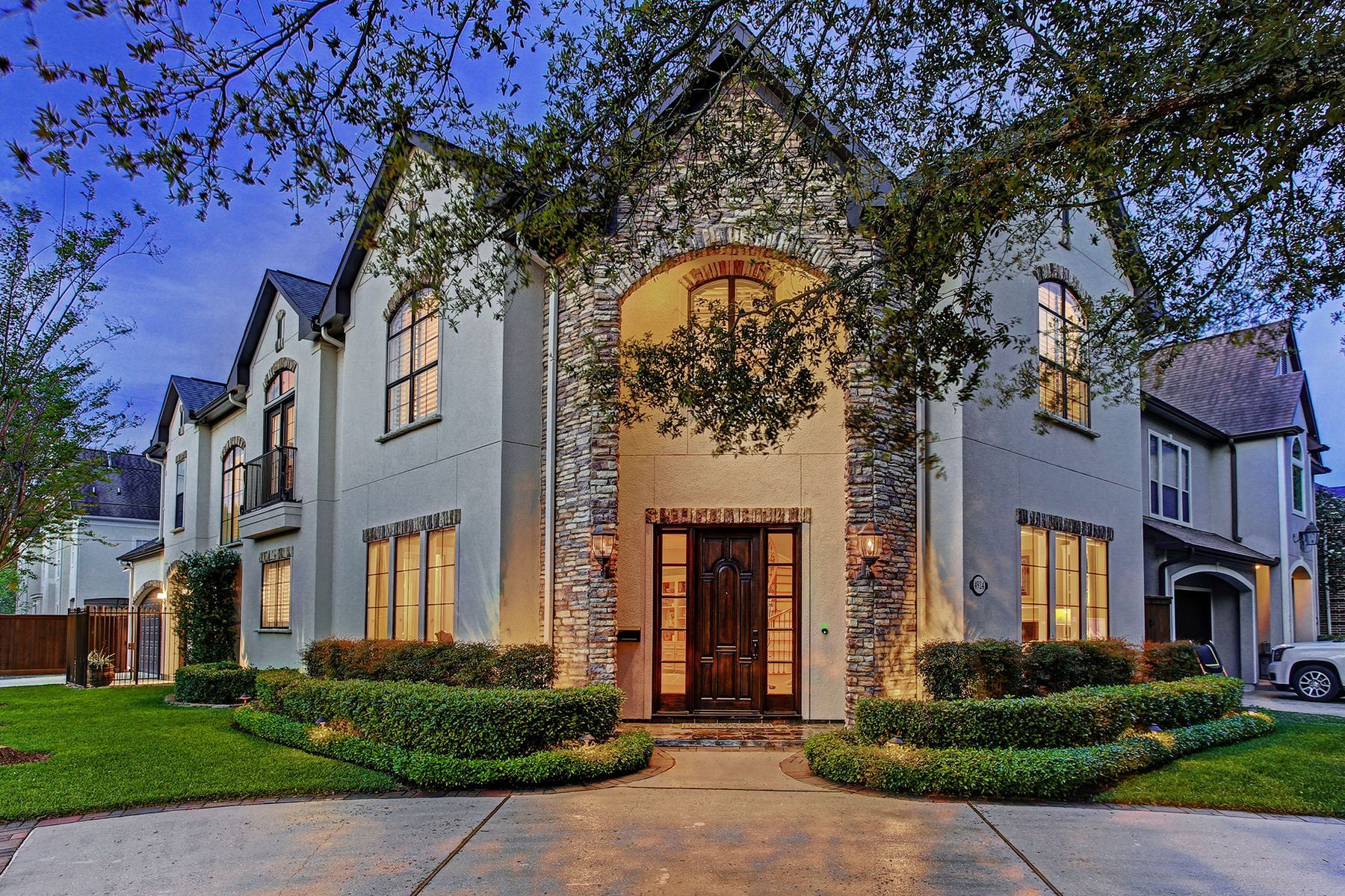Single Family Homes for Sale at 4924 Chestnut Street Bellaire, Texas 77401 United States