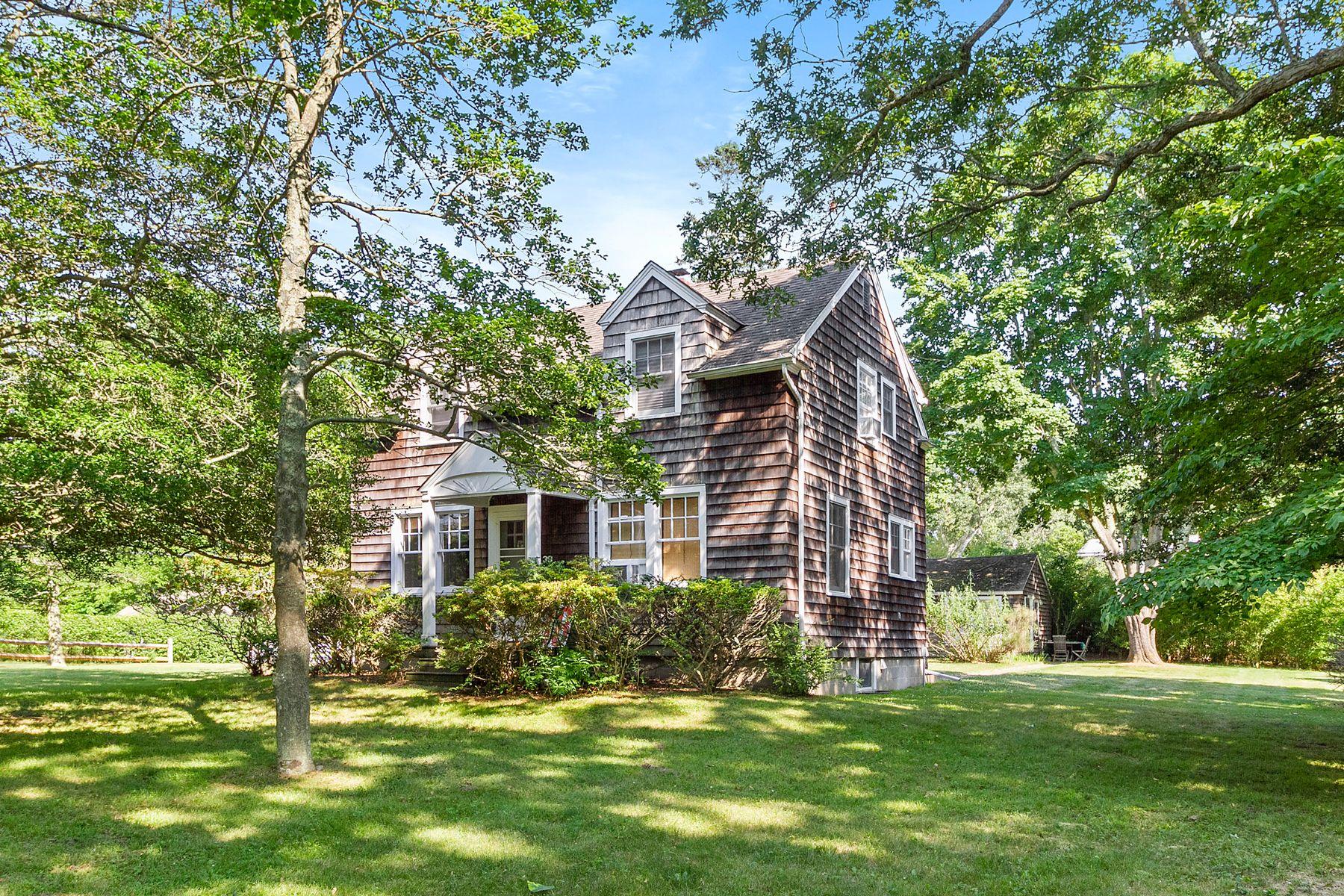single family homes for Active at Sag Harbor Village Home & Artist Studio 38 Harrison Street Sag Harbor, New York 11963 United States