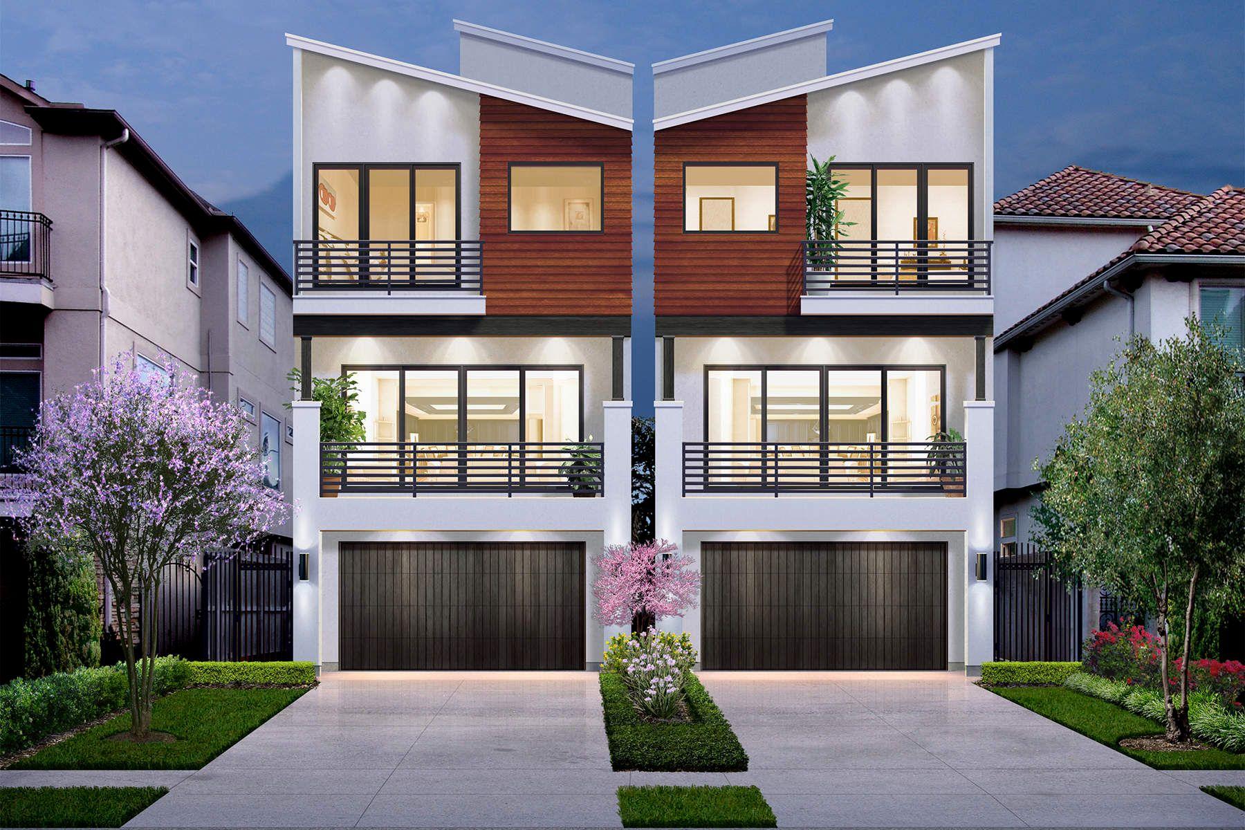 独户住宅 为 销售 在 6510 Taggart Street 6510 Taggart Street Unit B, 休斯顿, 得克萨斯州, 77007 美国
