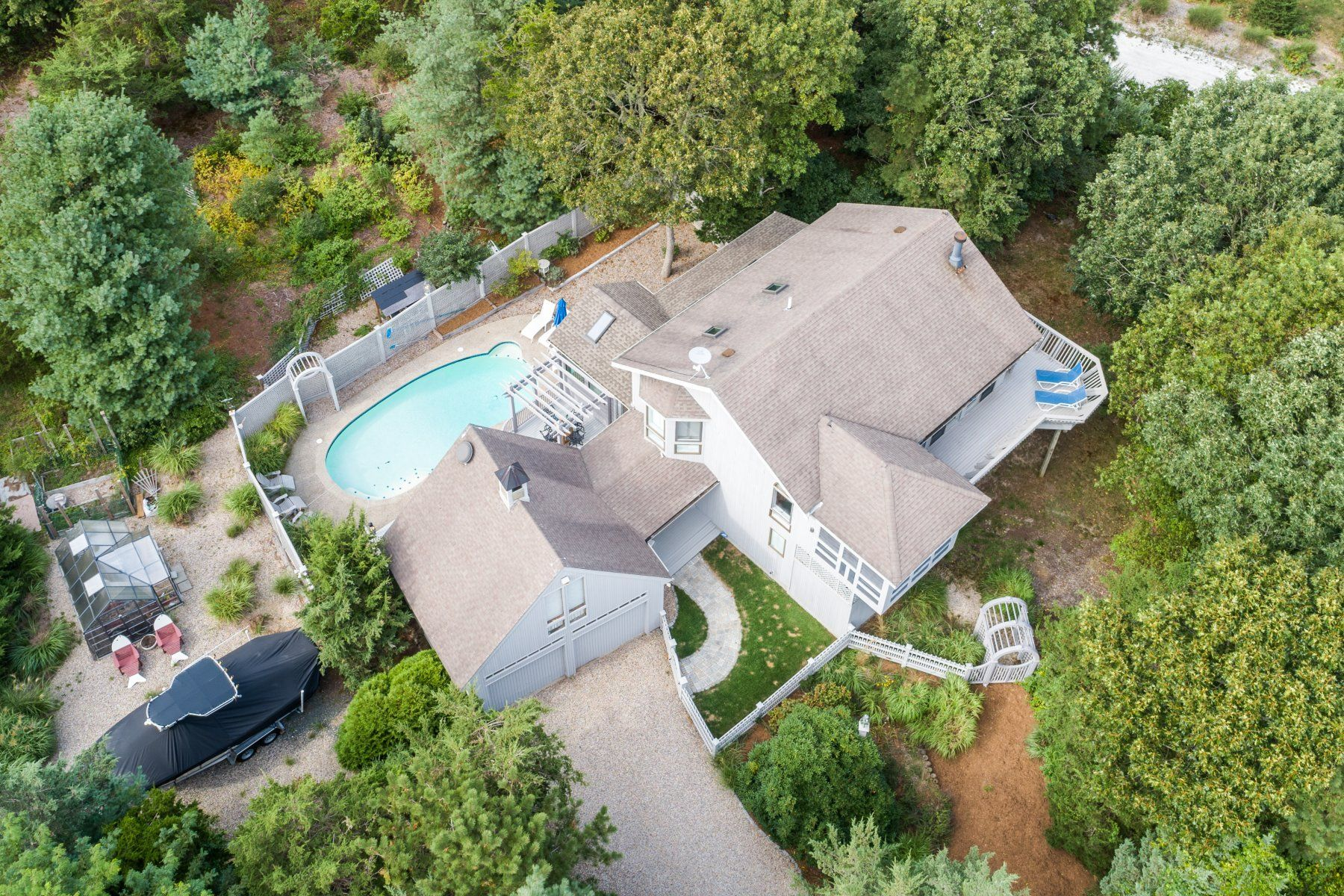 Single Family Home for Active at 4 Salt River Road, East Falmouth 4 Salt River Road East Falmouth, Massachusetts 02536 United States