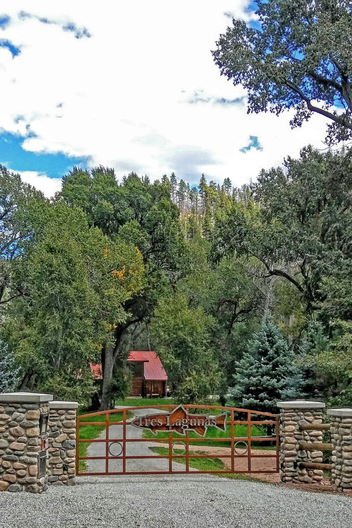 Terrain pour l Vente à Pecos, Nouveau-Mexique 87552 États-Unis