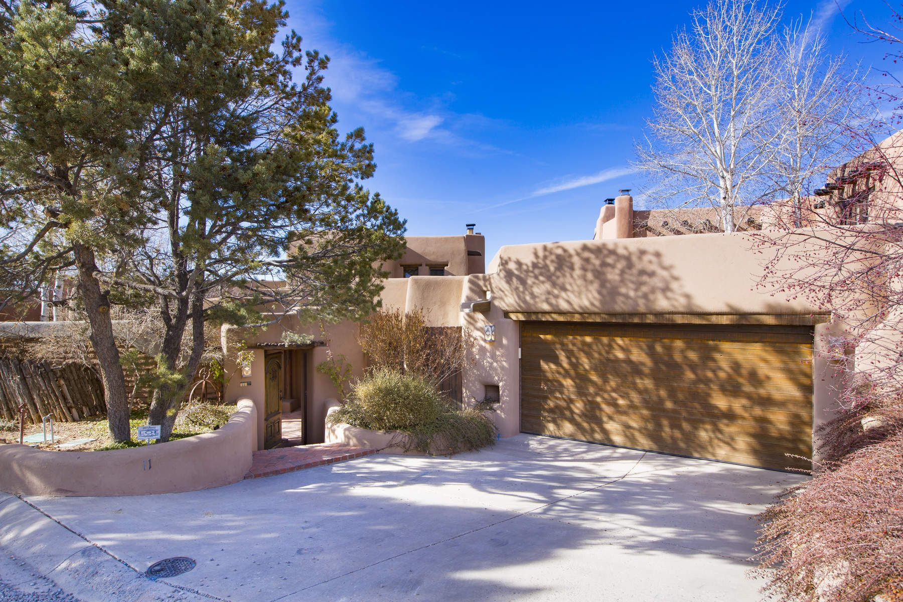 Single Family Home for Sale at 147 Gonzales 147 Gonzales Rd Unit 11, Santa Fe, New Mexico, 87501 United States