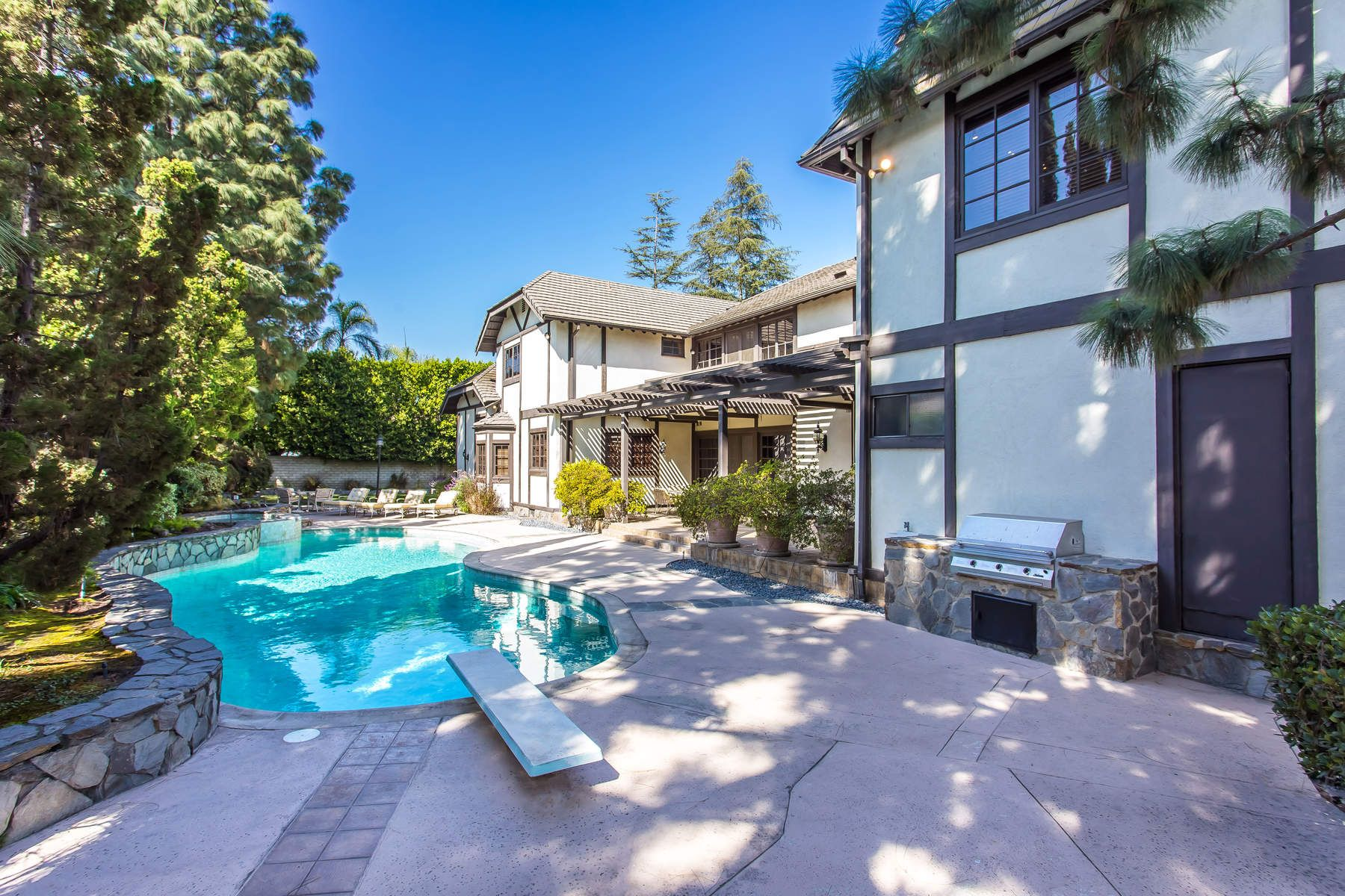 House for Sale at Traditional Large Home in Mount Olympus Los Angeles, California 90046 United States