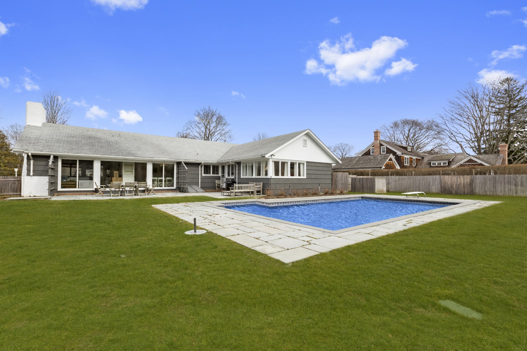 Single Family Home for Rent at South of the Highway Lane 31 Davis Lane East Hampton, New York 11937 United States