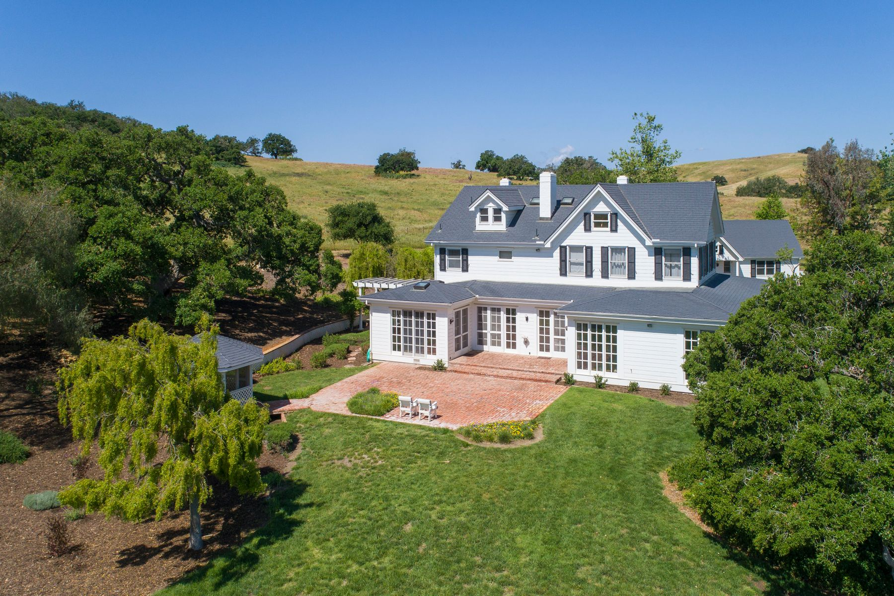 Vineyard Real Estate 为 销售 在 Foxen Creek Ranch 8251 Foxen Canyon Road 洛斯阿拉莫斯, 加利福尼亚州 93440 美国