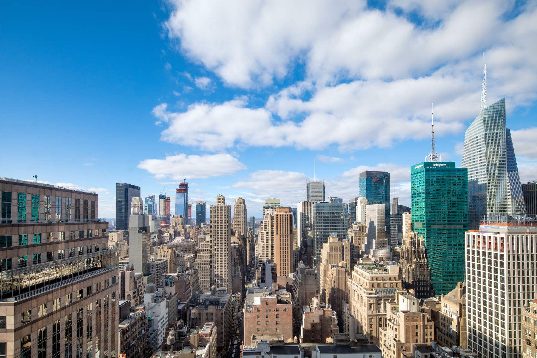 콘도미니엄 용 매매 에 425 Fifth Avenue Apt 47D Midtown East, New York, 뉴욕, 10016 미국