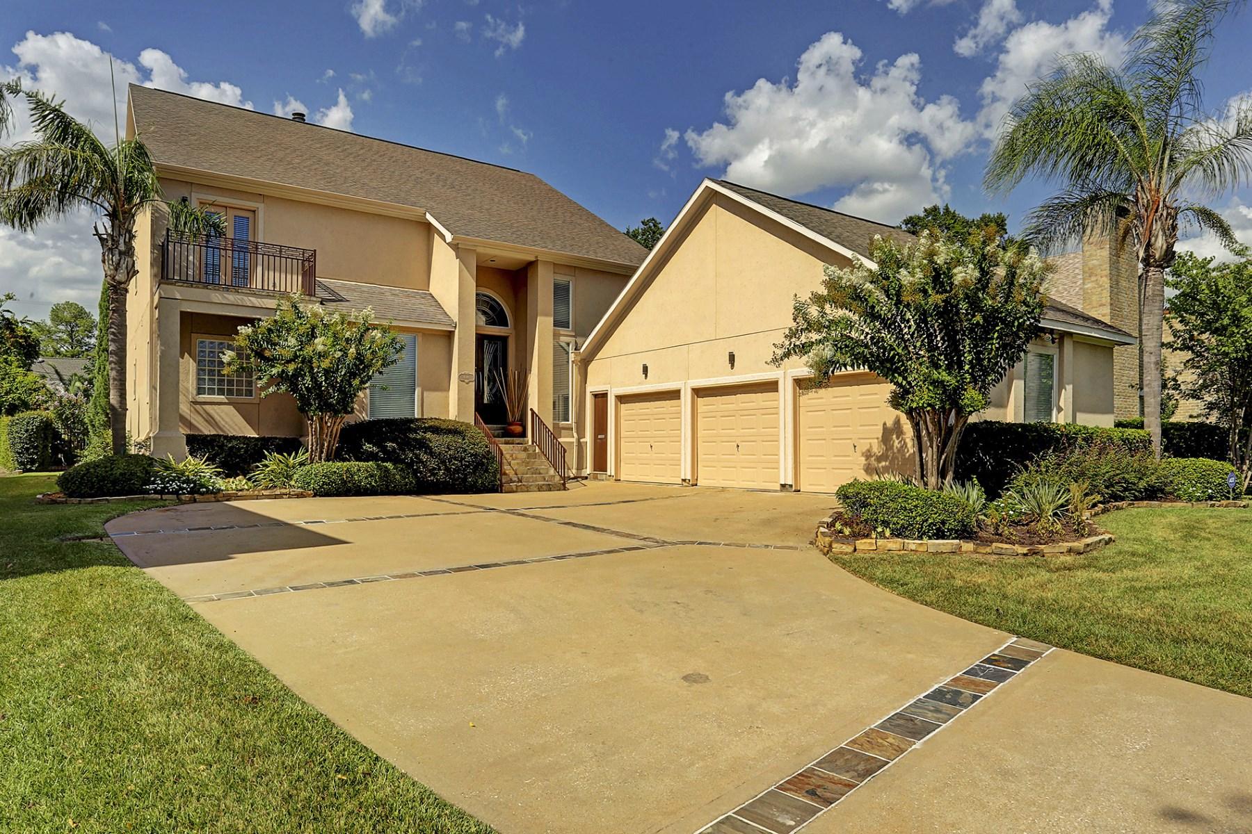 Частный односемейный дом для того Продажа на 4391 North Macgregor Way Houston, Техас, 77004 Соединенные Штаты