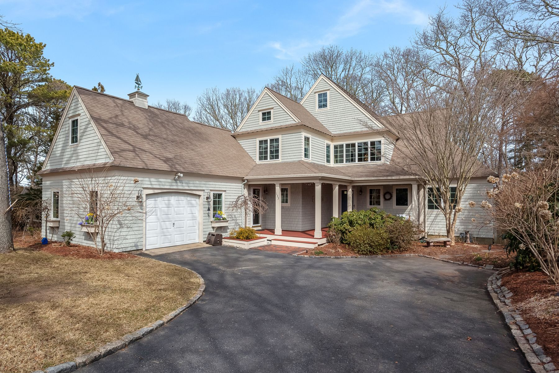 Single Family Home for Active at 133 Summersea Road Mashpee, Massachusetts 02649 United States