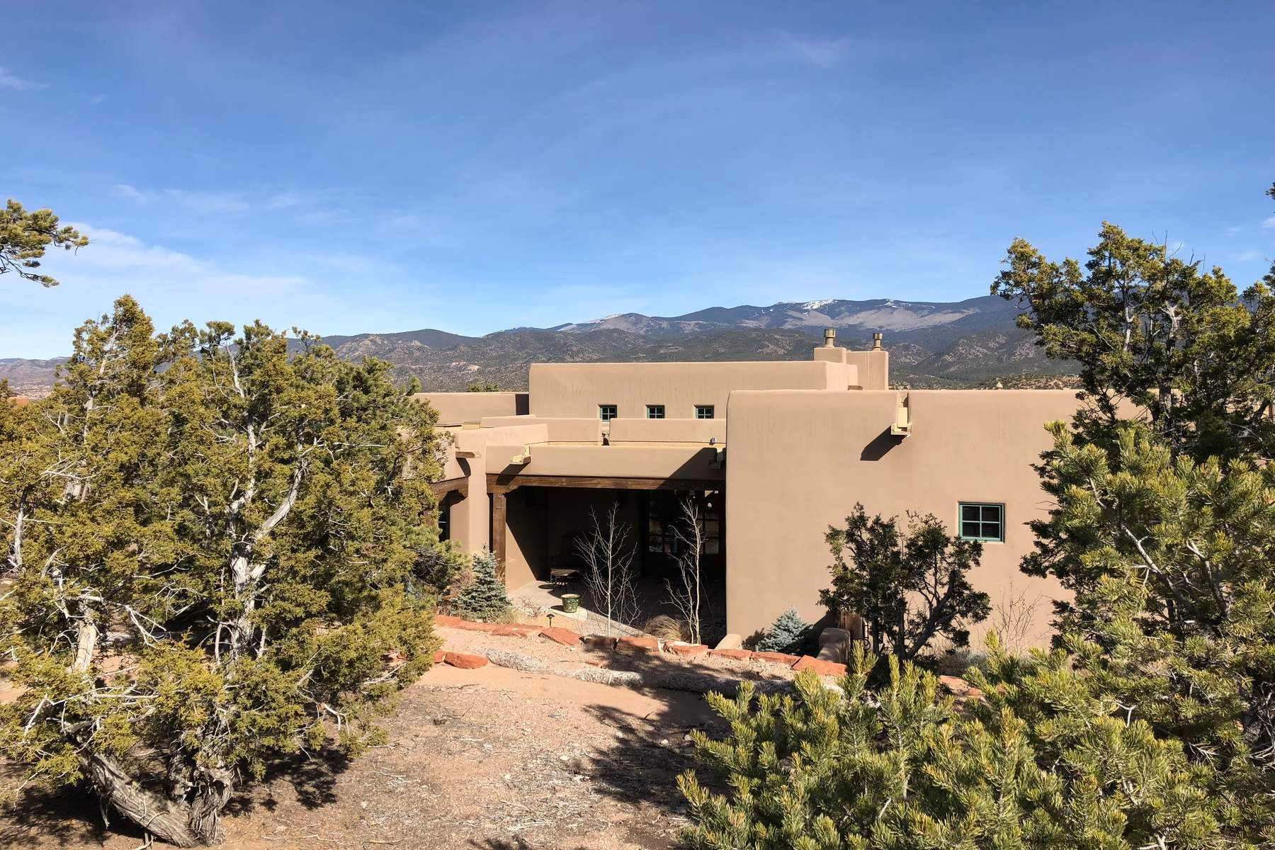 Single Family Home for Sale at 2948 Aspen View Northwest Of City Limits, Santa Fe, New Mexico, 87506 United States