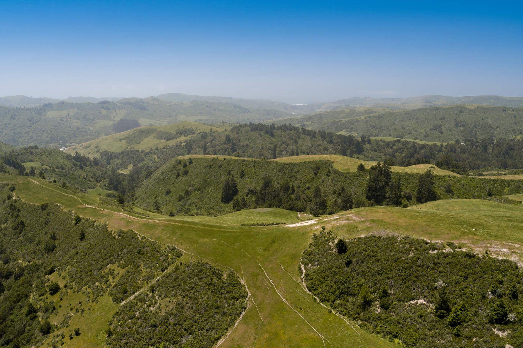 Granjas / Hacienda / Platanción por un Venta en Redgate Ranch San Gregorio, California 94074 Estados Unidos