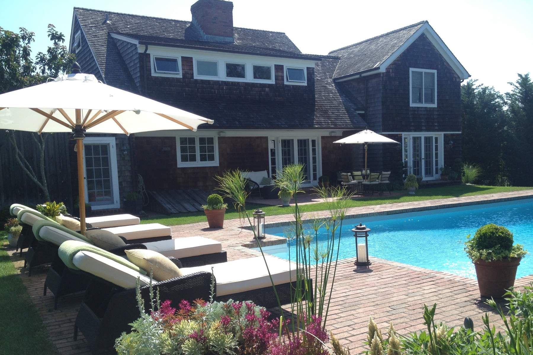 Single Family Home for Rent at Bridgehampton Convenience Bridgehampton, New York 11932 United States