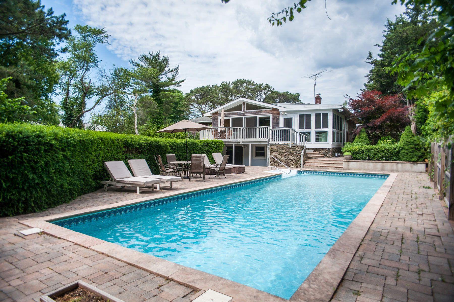 獨棟家庭住宅 為 出租 在 South of The Highway Summer Rental Southampton, 紐約州 11968 美國