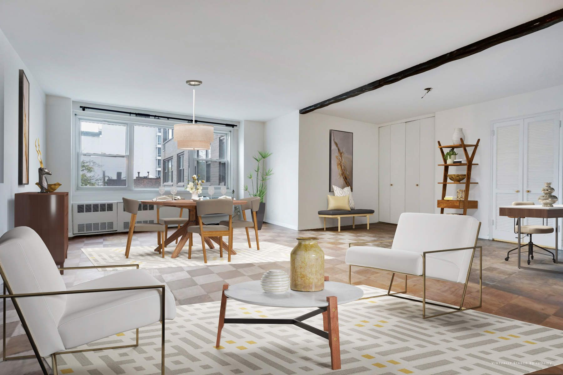 Co-op for Sale at Make this Home Distinctly Yours 77 Seventh Avenue Apt 7V, Chelsea, New York, New York, 10011 United States