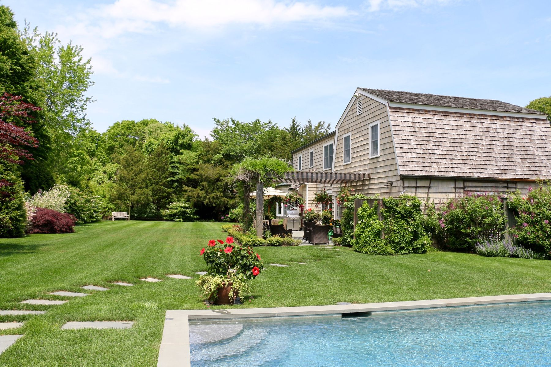 Single Family Home for Rent at East Hampton Edge Of Village 21 Inkberry Street East Hampton, New York 11937 United States