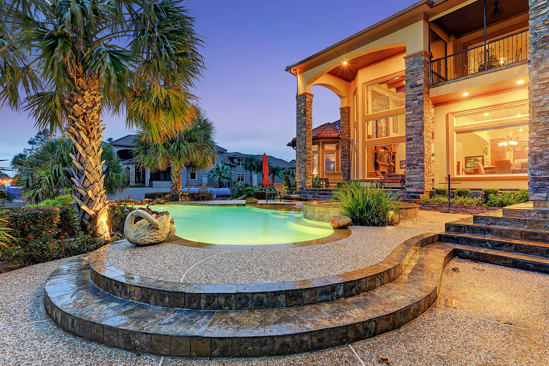 Single Family Homes for Sale at 126 Bentwater Bay Drive Montgomery, Texas 77356 United States