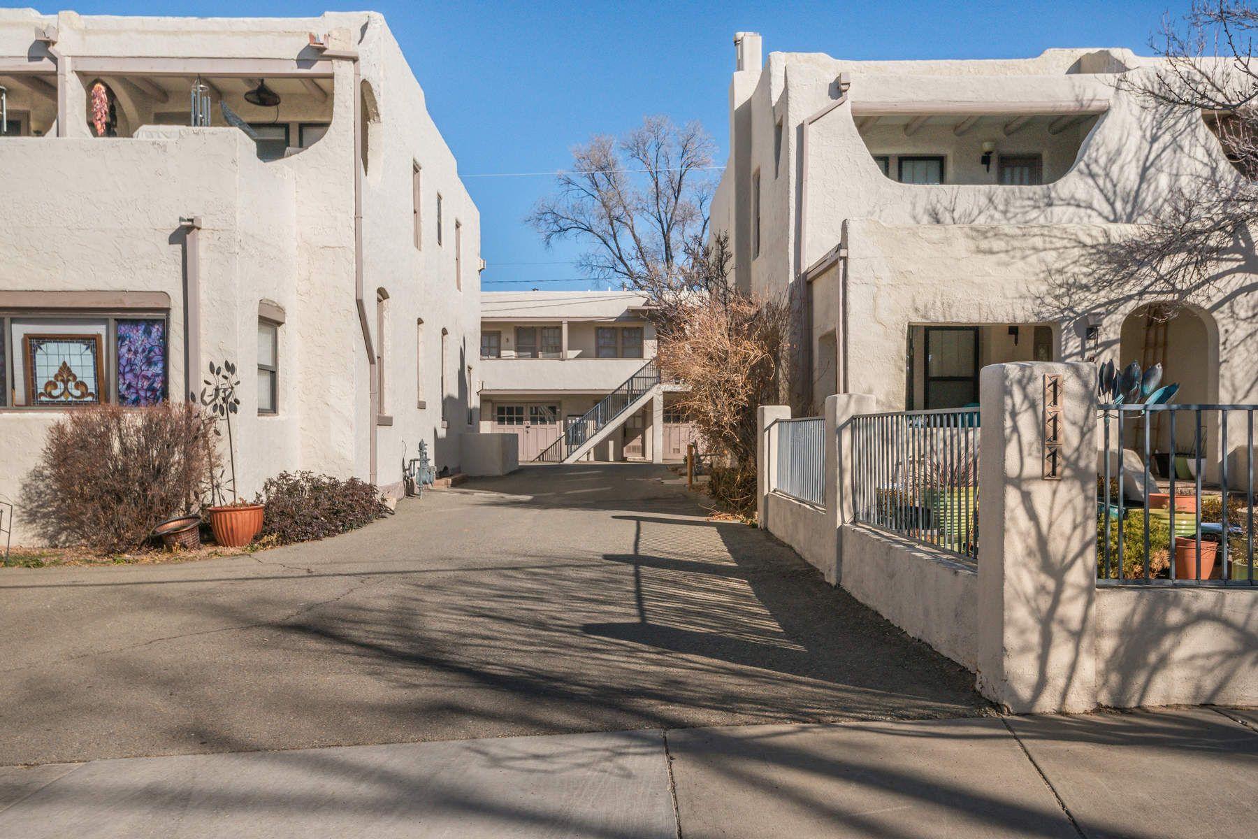 شقة بعمارة للـ Sale في 111 E Santa Fe Ave #2 Santa Fe City Southeast, Santa Fe, New Mexico, 87505 United States