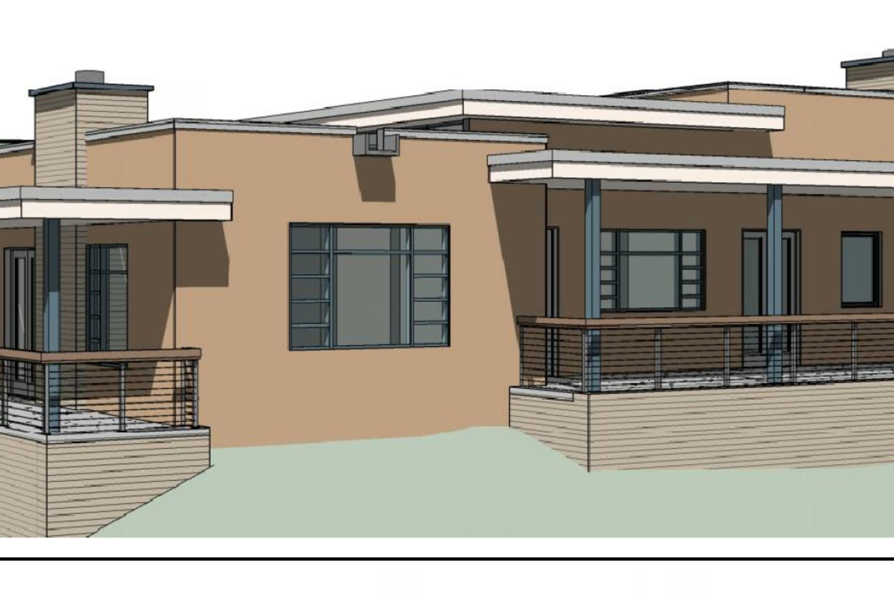 Maison unifamiliale pour l Vente à 2979 Broken Sherd Santa Fe City Northwest, Santa Fe, New Mexico, 87506 États-Unis