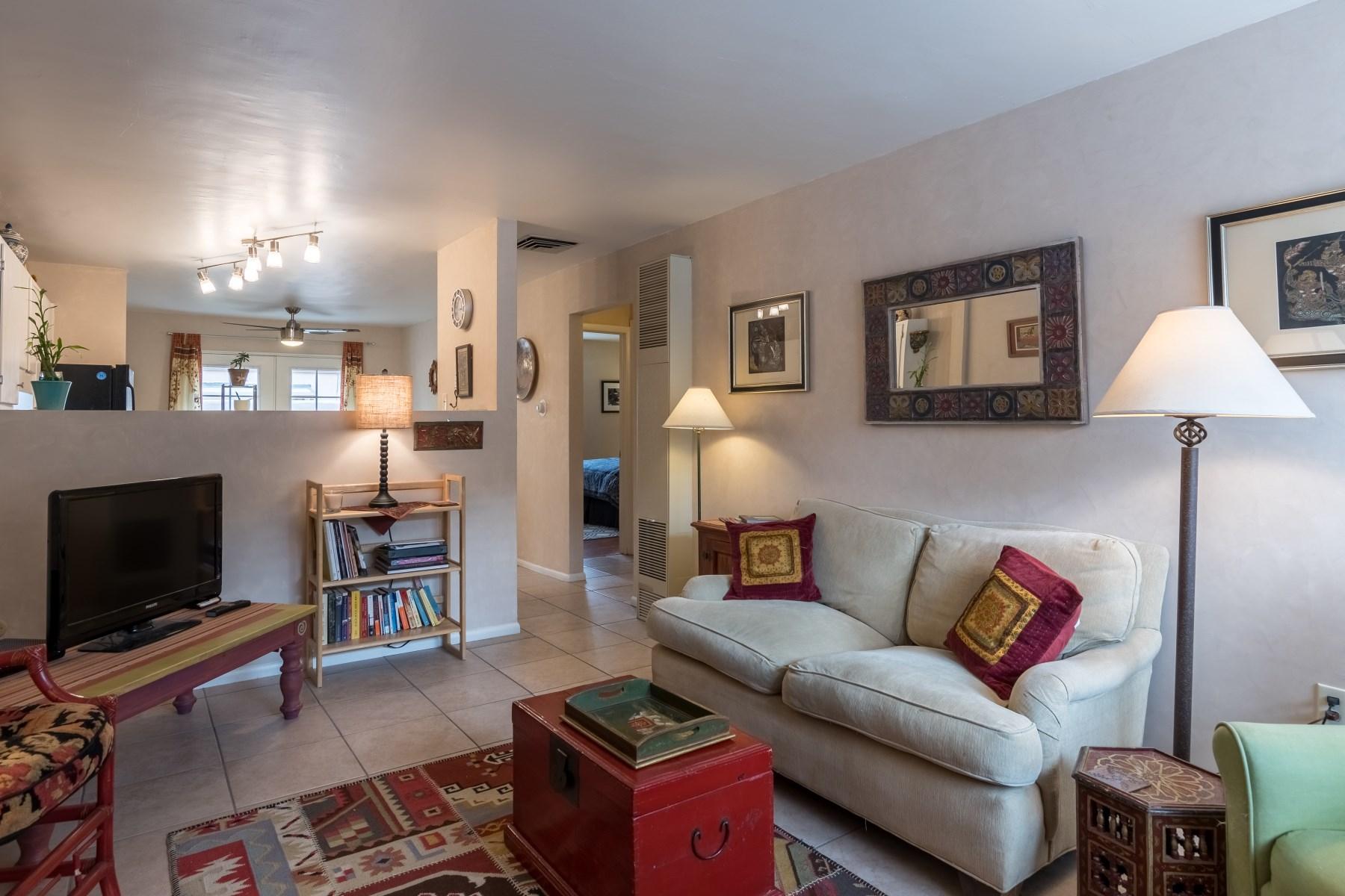 Condominium for Sale at 1000 Marquez Place, C-6 Santa Fe, New Mexico 87505 United States