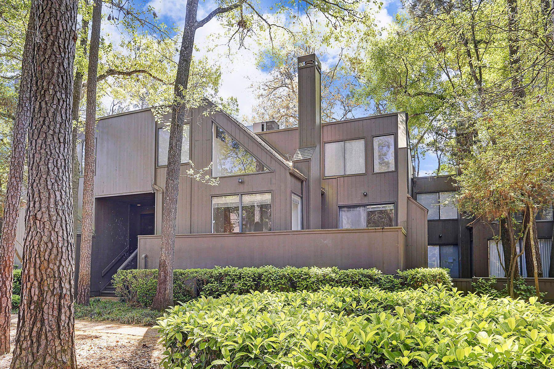 تاون هاوس للـ Sale في 152 Litchfield Lane Memorial, Houston, Texas, 77024 United States