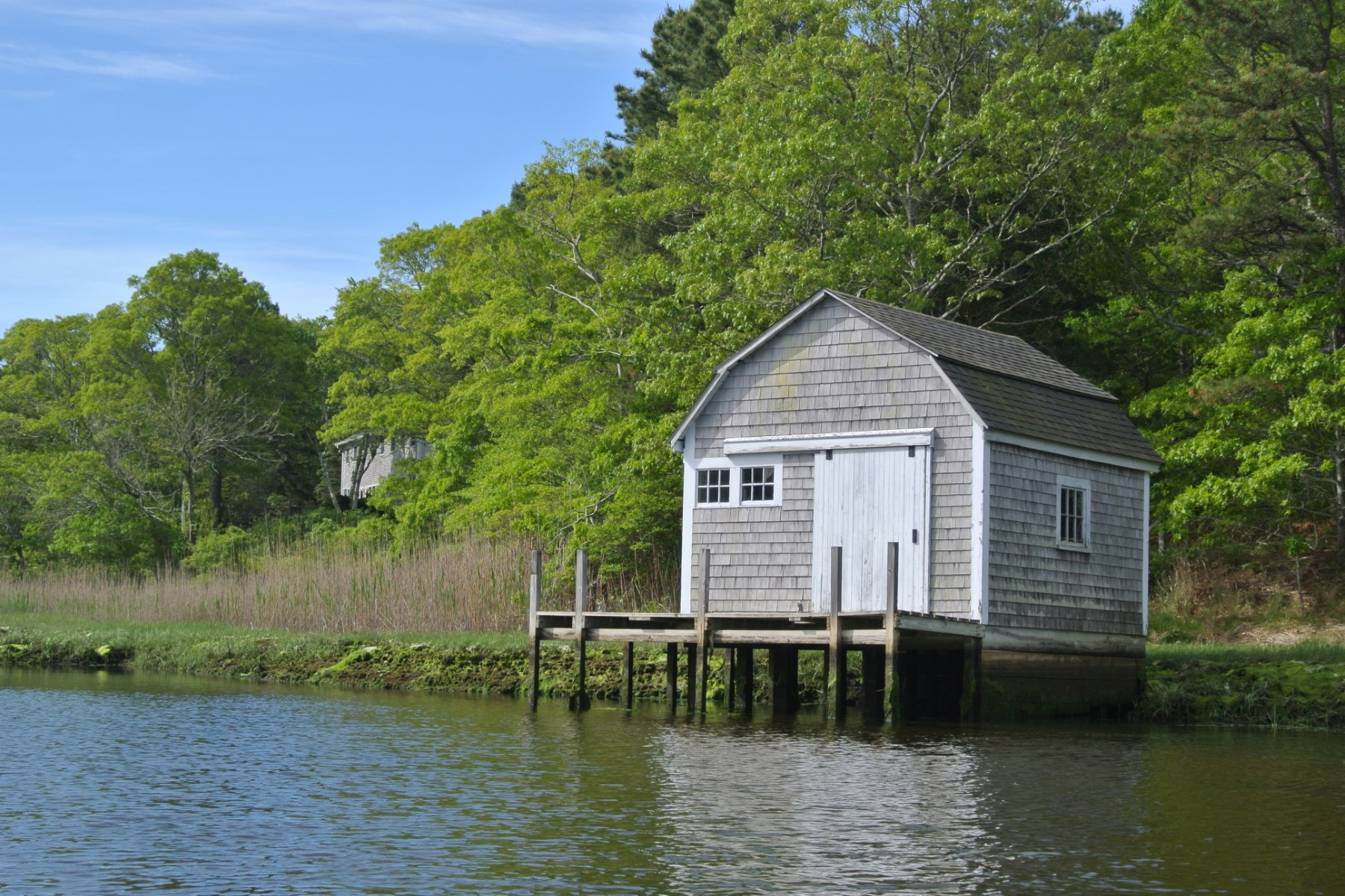 土地 為 出售 在 Bumps River Dock and Boathouse 48 Starboard Lane, Osterville, 麻塞諸塞州, 02655 美國