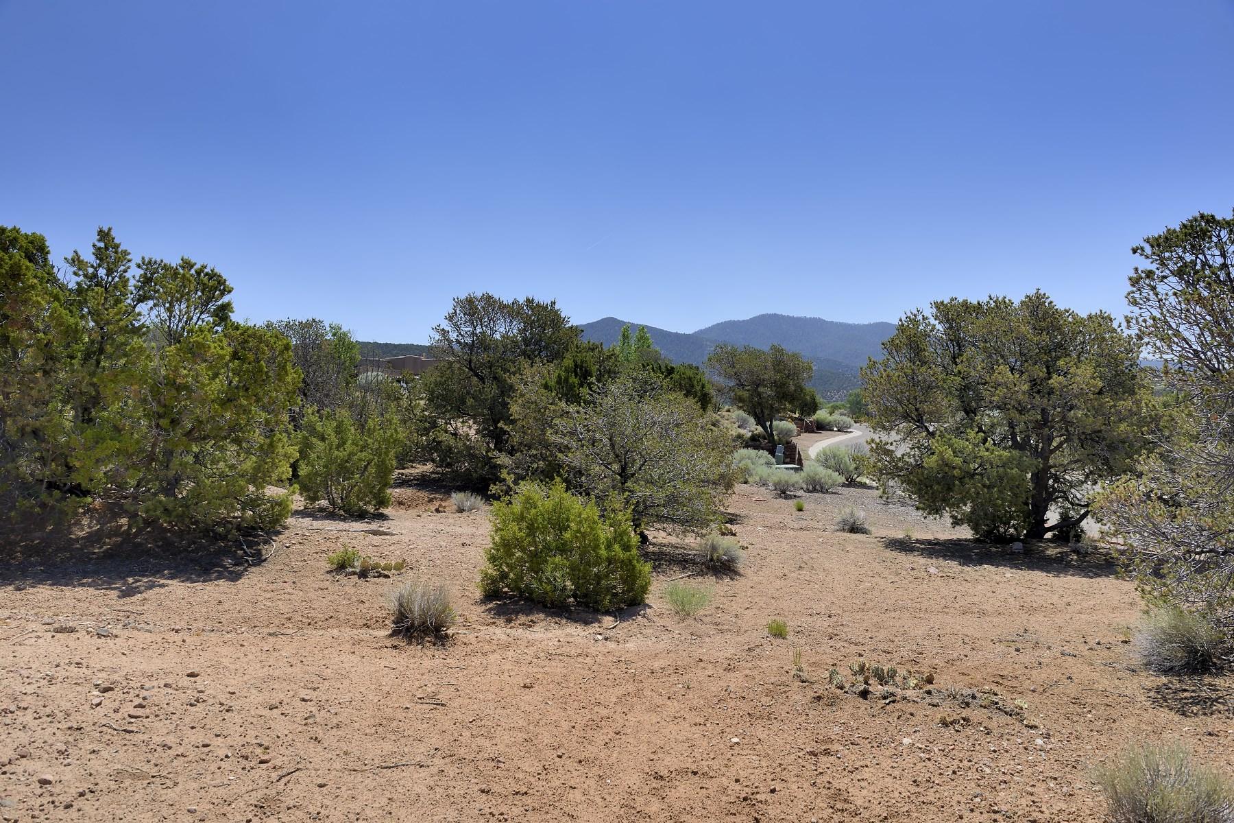토지 용 매매 에 837 Vsita Catedral, Lot 100 837 Vista Catedral Lot 100 Santa Fe City Northeast, Santa Fe, 뉴멕시코, 87501 미국