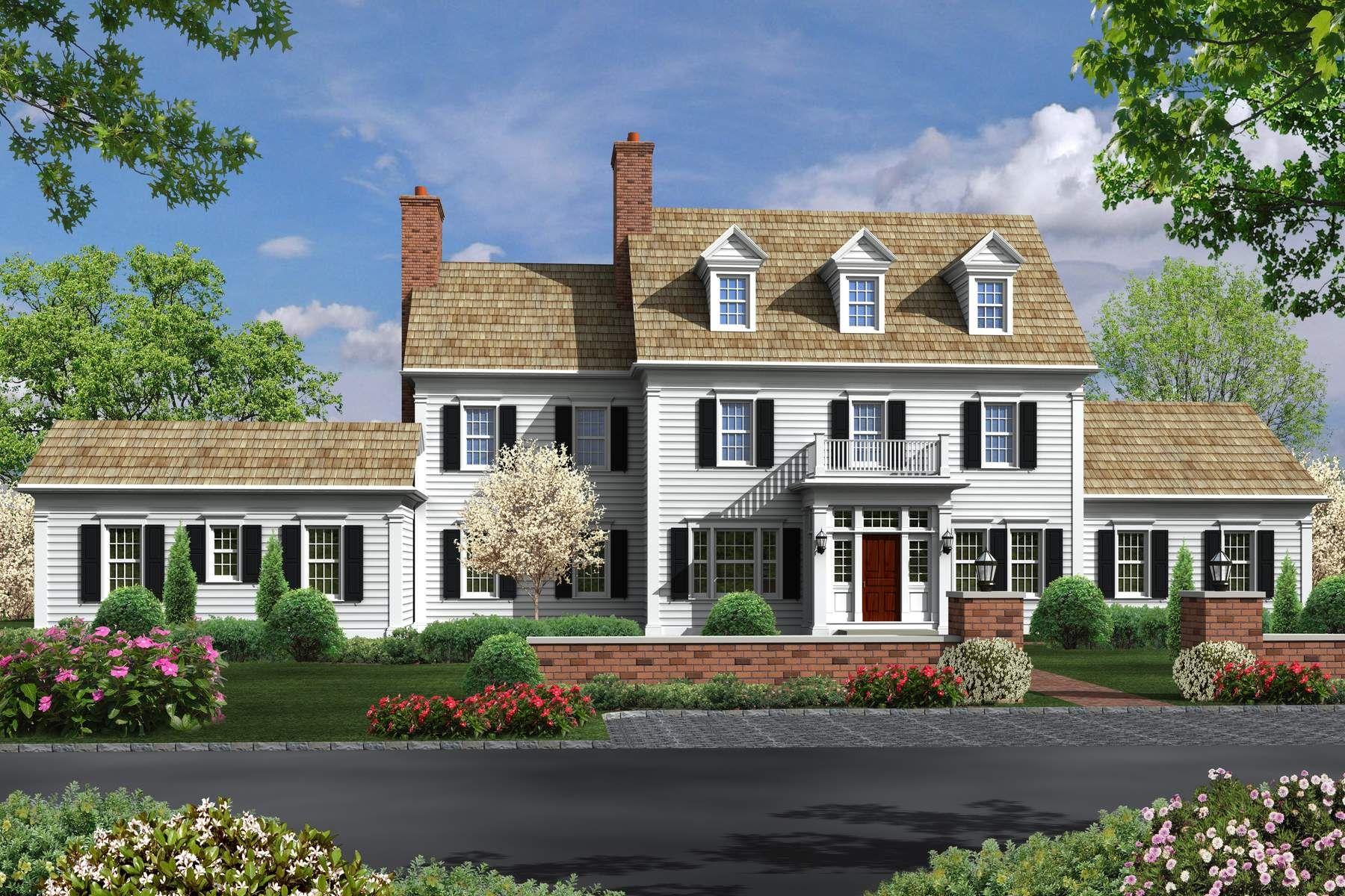 Casa Unifamiliar por un Venta en 35 Hidden Brook Road 35 Hidden Brook Road Riverside, Connecticut 06878 Estados Unidos