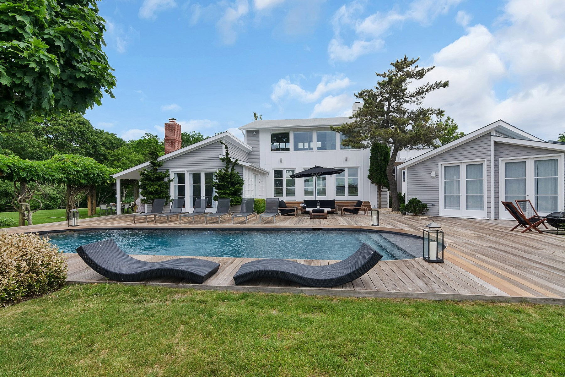 Additional photo for property listing at Edgemere Estate 35 Edgemere Drive Southampton, New York 11968 United States