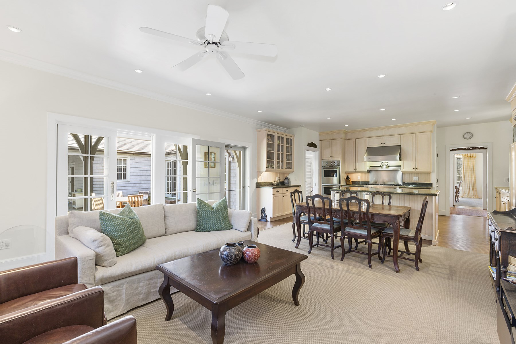 Single Family Home for Rent at Corner of Further Lane 3 Windmill Lane East Hampton, New York 11937 United States