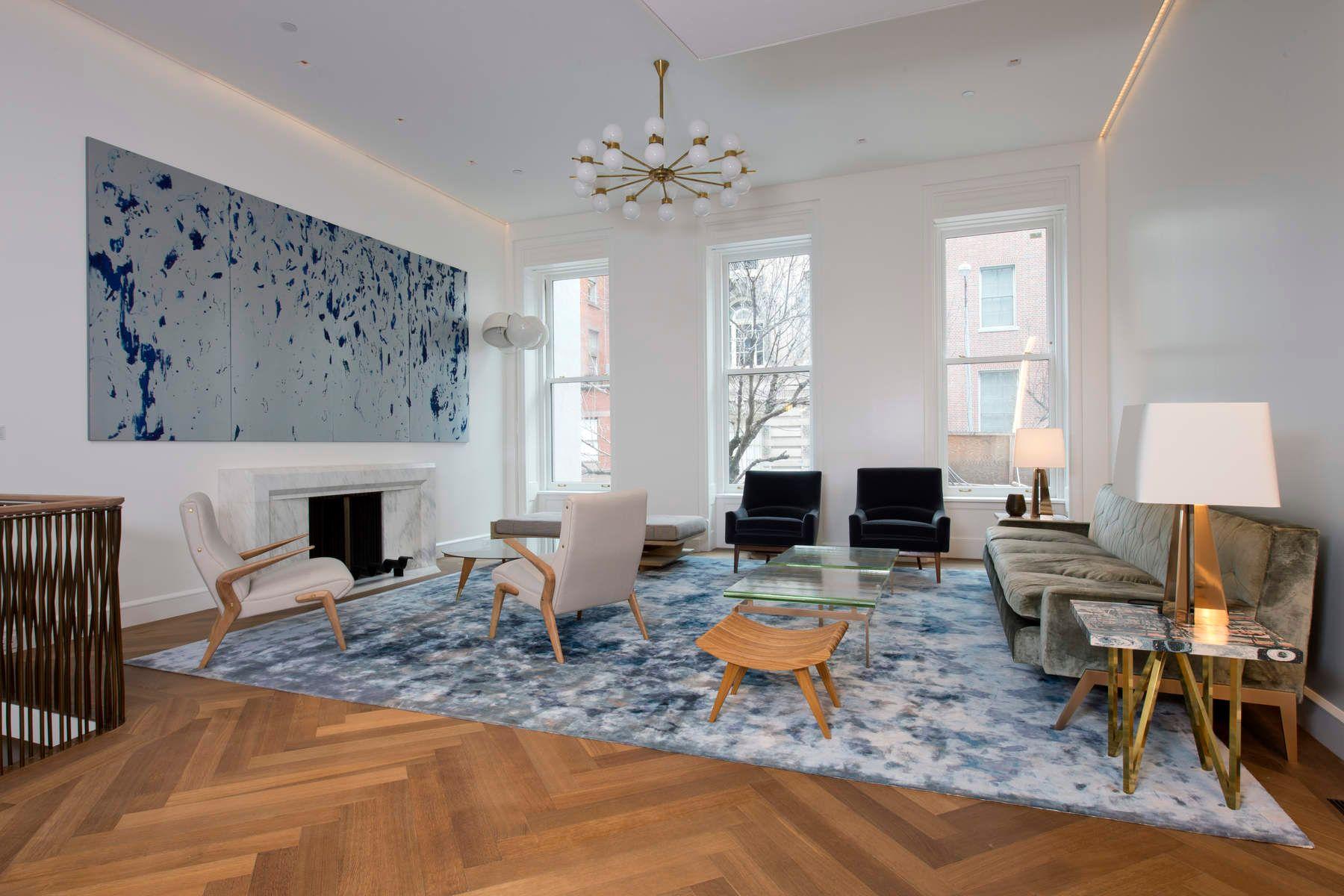 Casa unifamiliar adosada (Townhouse) por un Alquiler en 34 East 68th Street 34 East 68th Street New York, Nueva York 10065 Estados Unidos