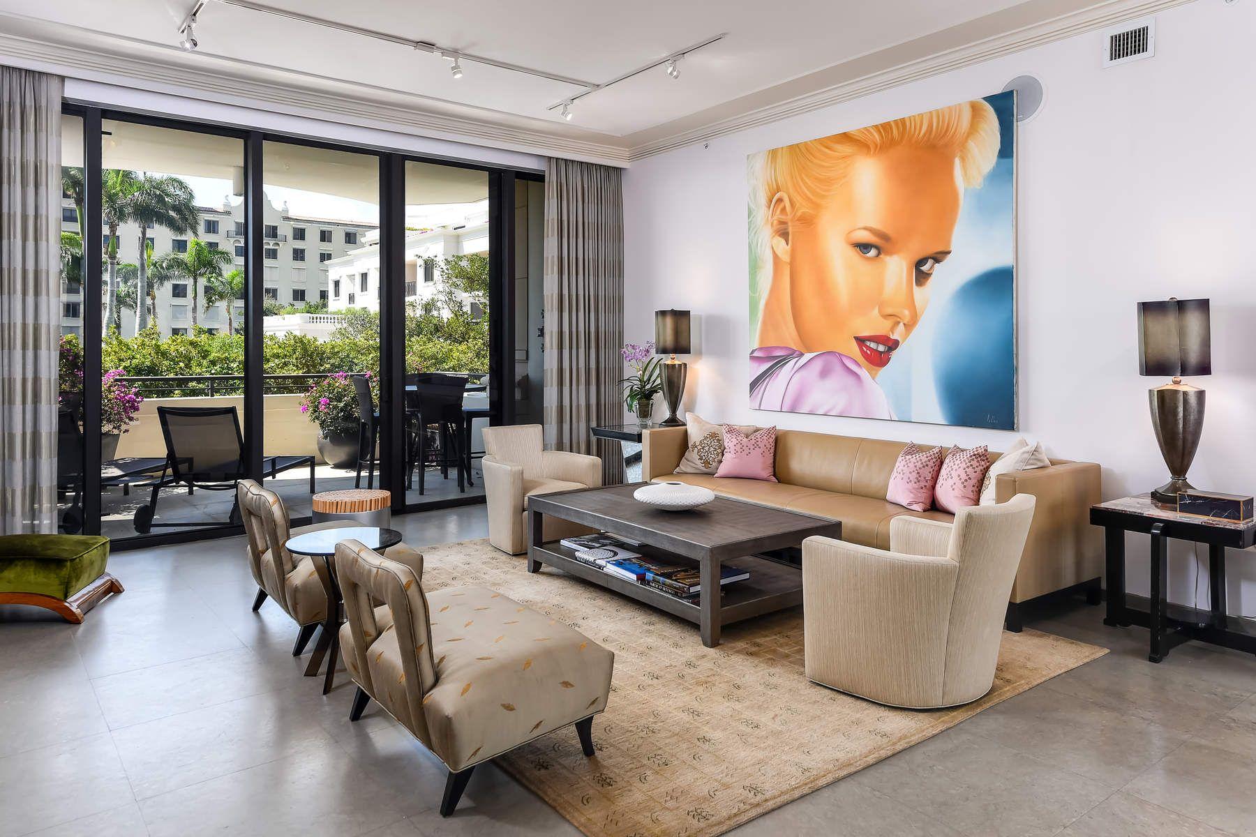 Appartement voor Huren een t 300 Seminole Ave 300 Seminole Ave 3B Palm Beach, Florida 33480 Verenigde Staten