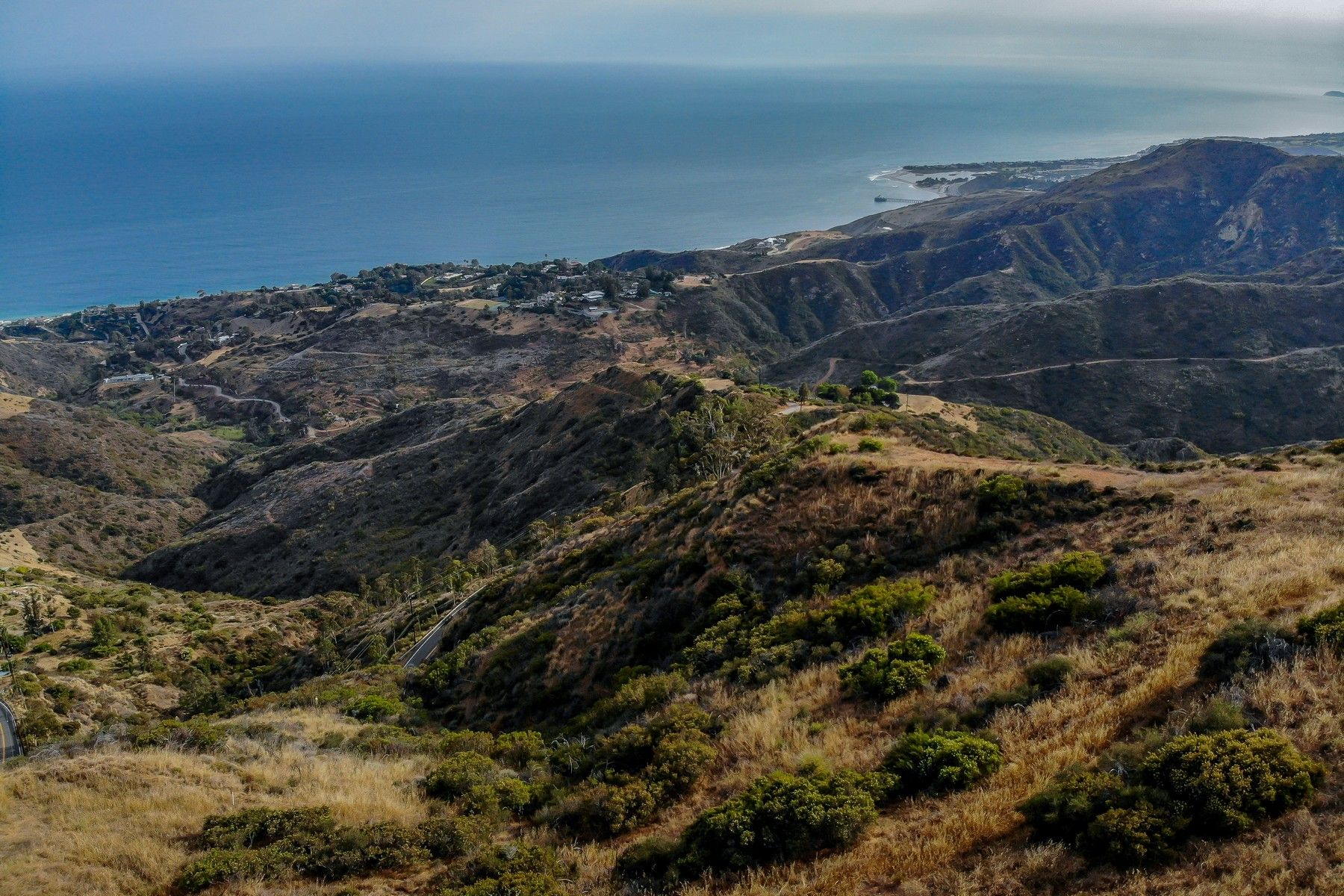 Land for Sale at Incredible Ocean Views in Malibu 2252-2256-2260-2264 Rambla Pacifico Malibu, California 90265 United States