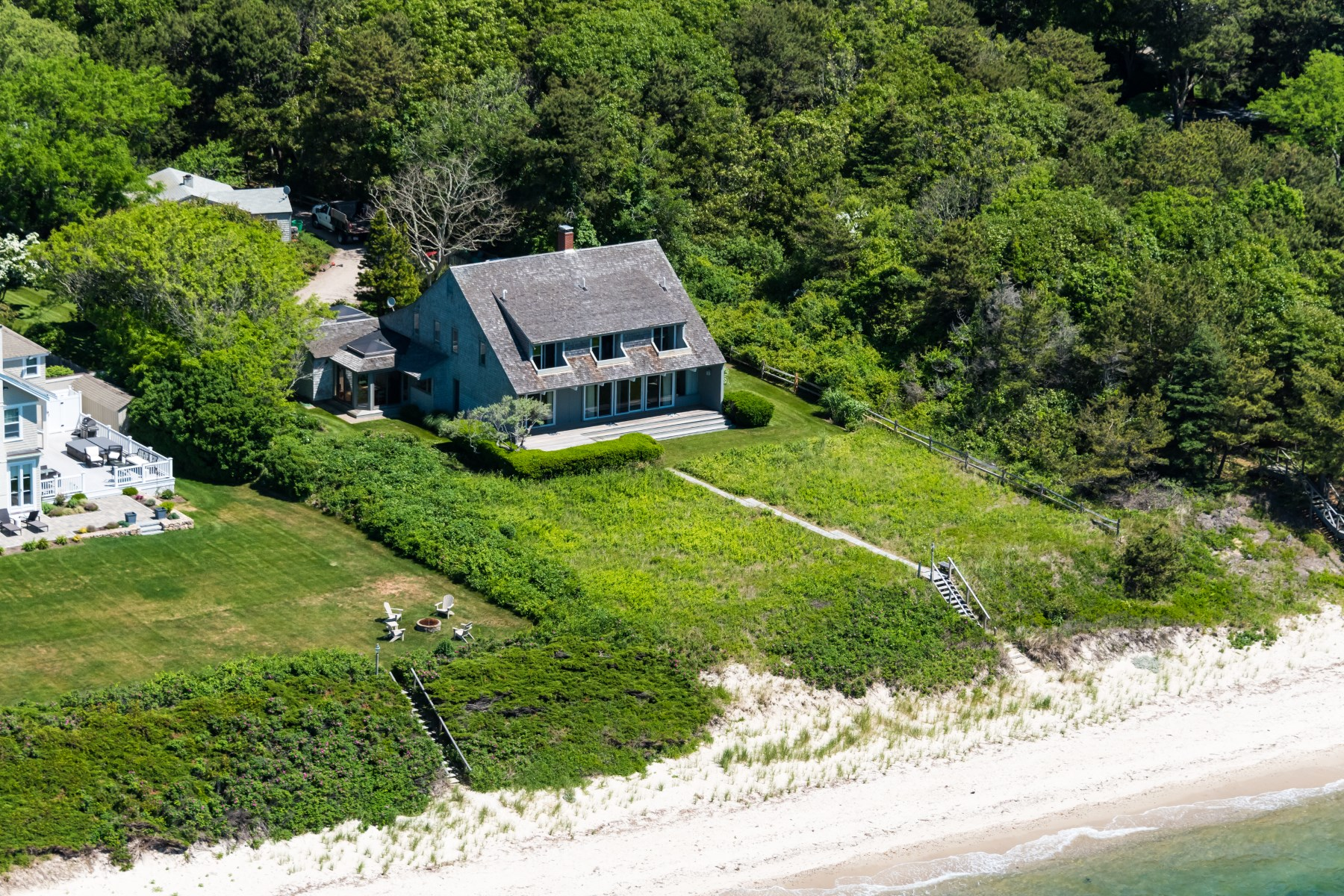 獨棟家庭住宅 為 出售 在 Magnificent Sea View Avenue Estate 807 Sea View Ave, Osterville, 麻塞諸塞州, 02655 美國