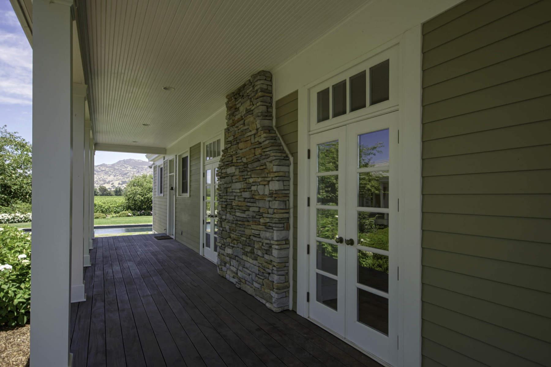 Additional photo for property listing at Napa Valley Vineyard Estate 5224 Big Ranch Rd Napa, California 94558 Estados Unidos