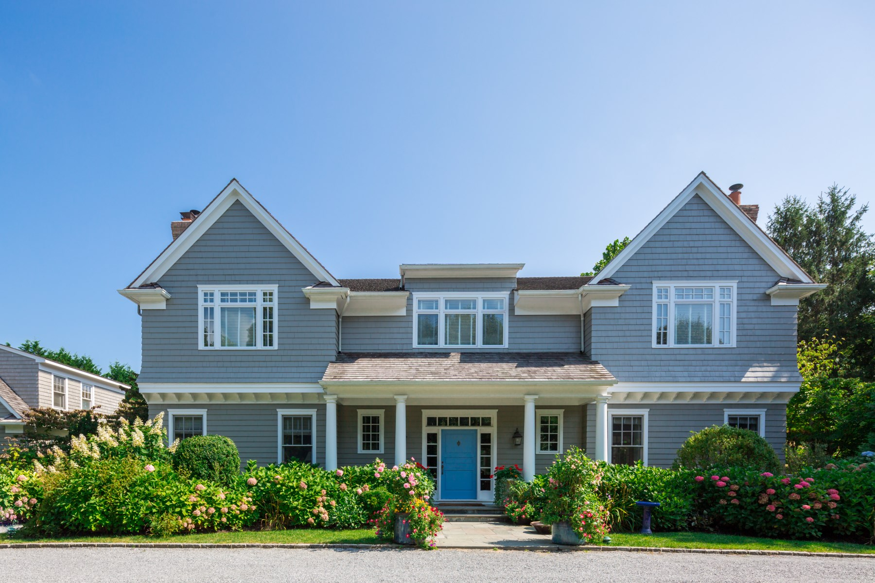 Single Family Home for Sale at Village With Tennis 327 Georgica Road East Hampton, New York, 11937 United States
