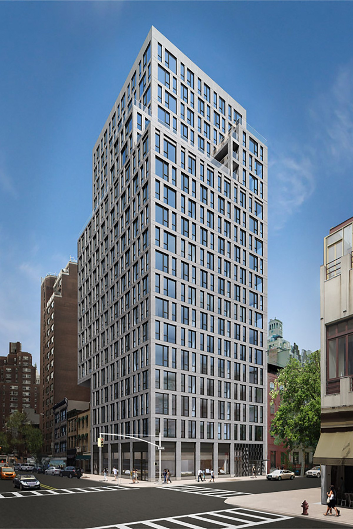 Additional photo for property listing at 160 East 22nd Street, Apt. 15E 160 East 22nd Street Apt. 15E New York, New York 10011 United States