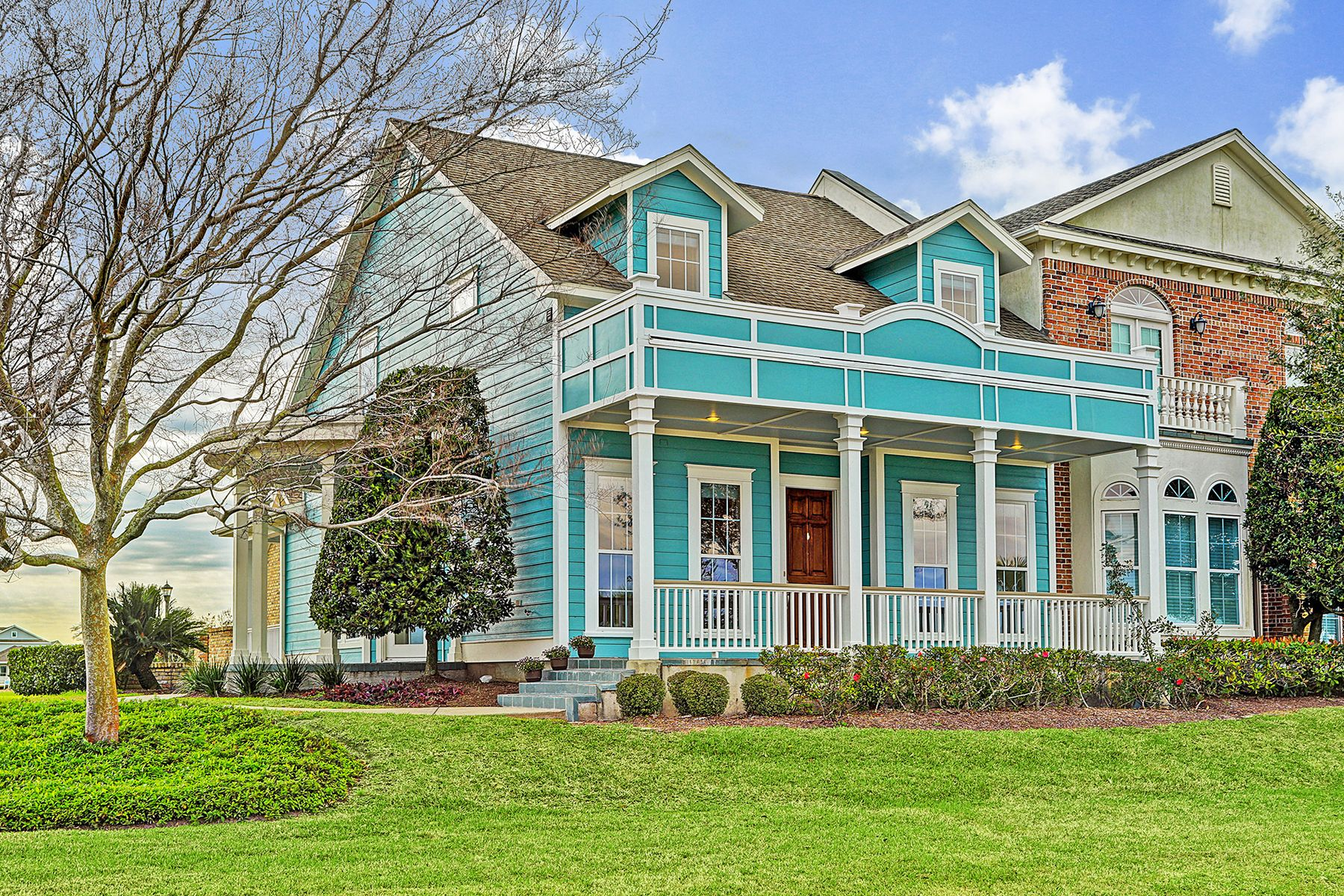townhouses for Active at 7 Barque Lane Galveston, Texas 77554 United States
