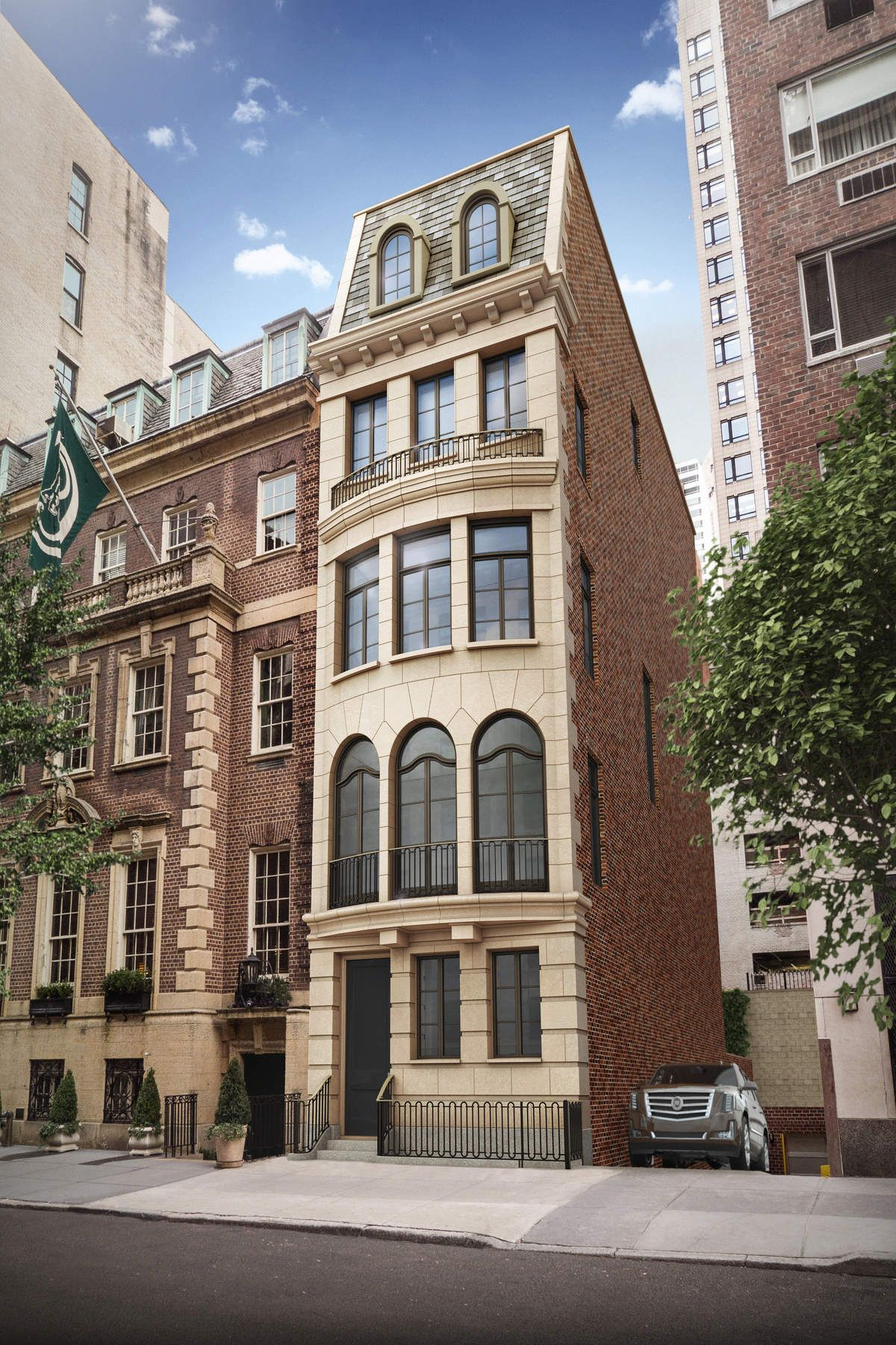 Townhouse for Sale at An Historic Moment 34 East 62nd Street New York, New York 10065 United States
