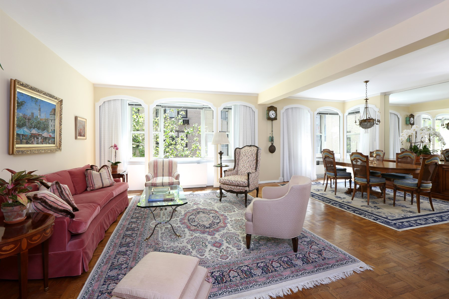 Co-op for Sale at 1025 Fifth Avenue 1025 Fifth Avenue Apt 7AN New York, New York 10028 United States