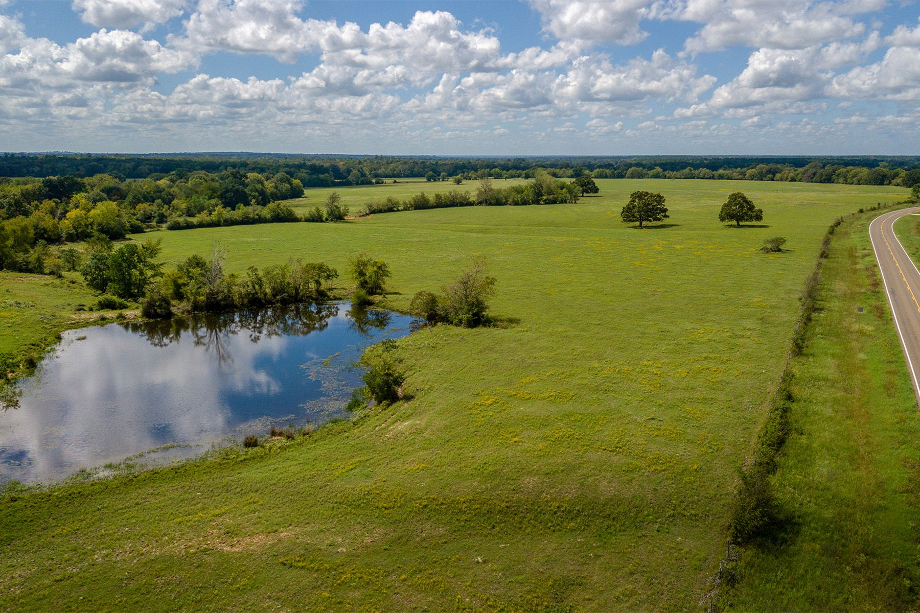 Land for Active at Fm 1280 Lovelady, Texas 75851 United States