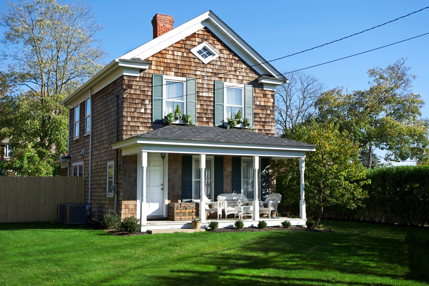 Single Family Home for Rent at Perfect Village Traditional Southampton 146 North Sea Road Southampton, New York 11968 United States