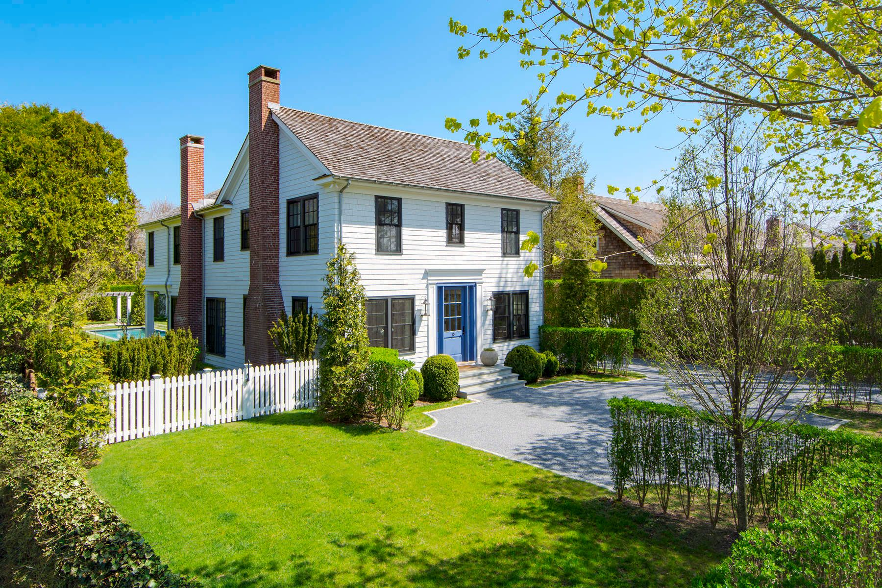 Additional photo for property listing at World-Class Renovated Village Home 21 Old Town Crossing Southampton, New York 11968 United States