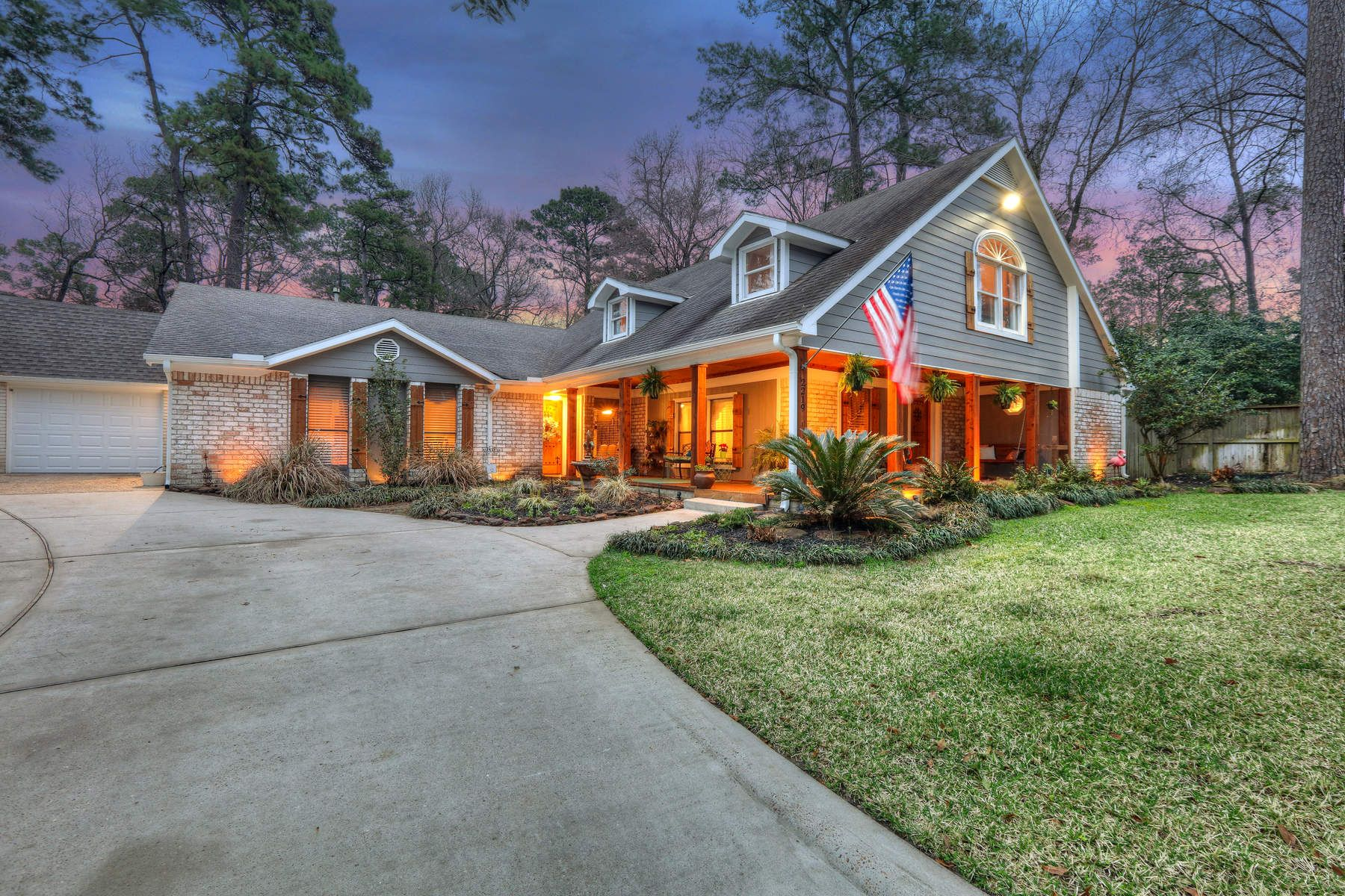 واحد منزل الأسرة للـ Sale في 2219 Dristone Drive Kingwood, Texas, 77339 United States